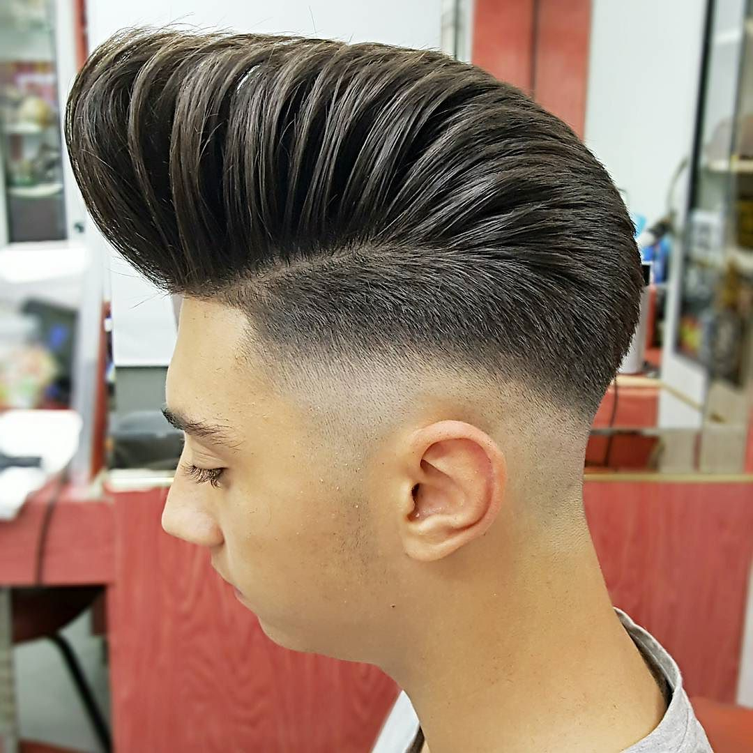 17 Long Men's Hairstyles For Straight And Curly Hair Pertaining To Most Popular Long Straight Hair Mohawk Hairstyles (View 12 of 20)