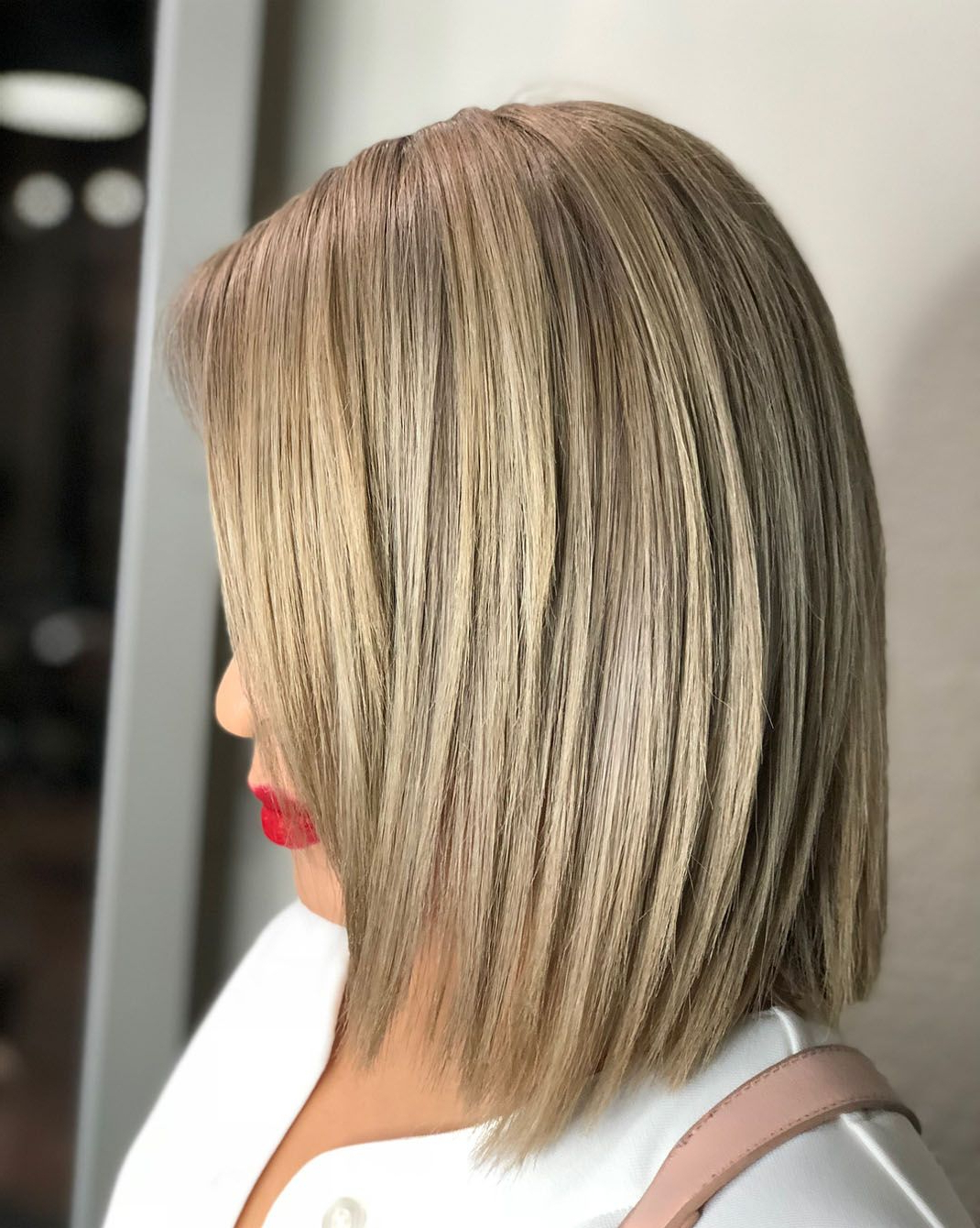 19 Best Spherical Bob Haircuts For Blonde Girls | Hair Intended For Simple And Stylish Bob Haircuts (Gallery 12 of 20)