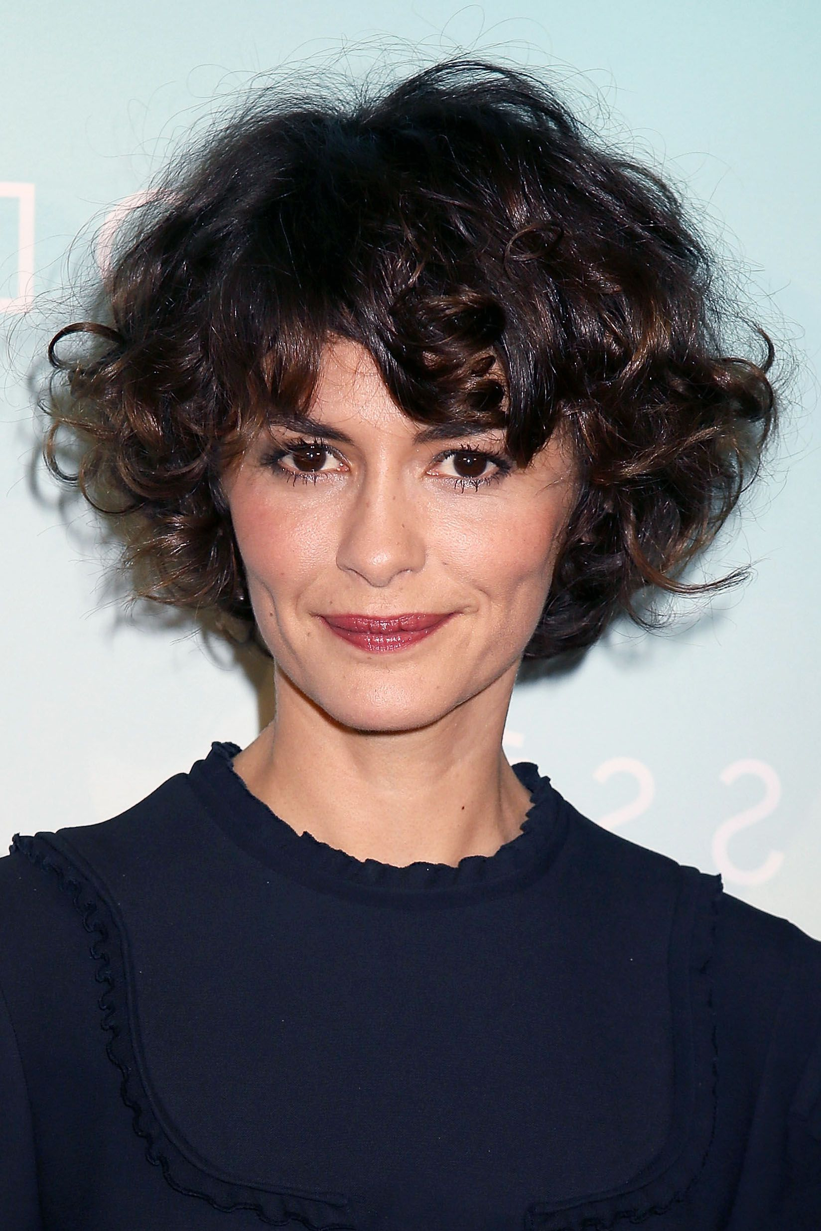 20 Best Short Curly Hairstyles 2019 – Cute Short Haircuts Throughout Pixie Haircuts With Bangs And Loose Curls (View 1 of 20)