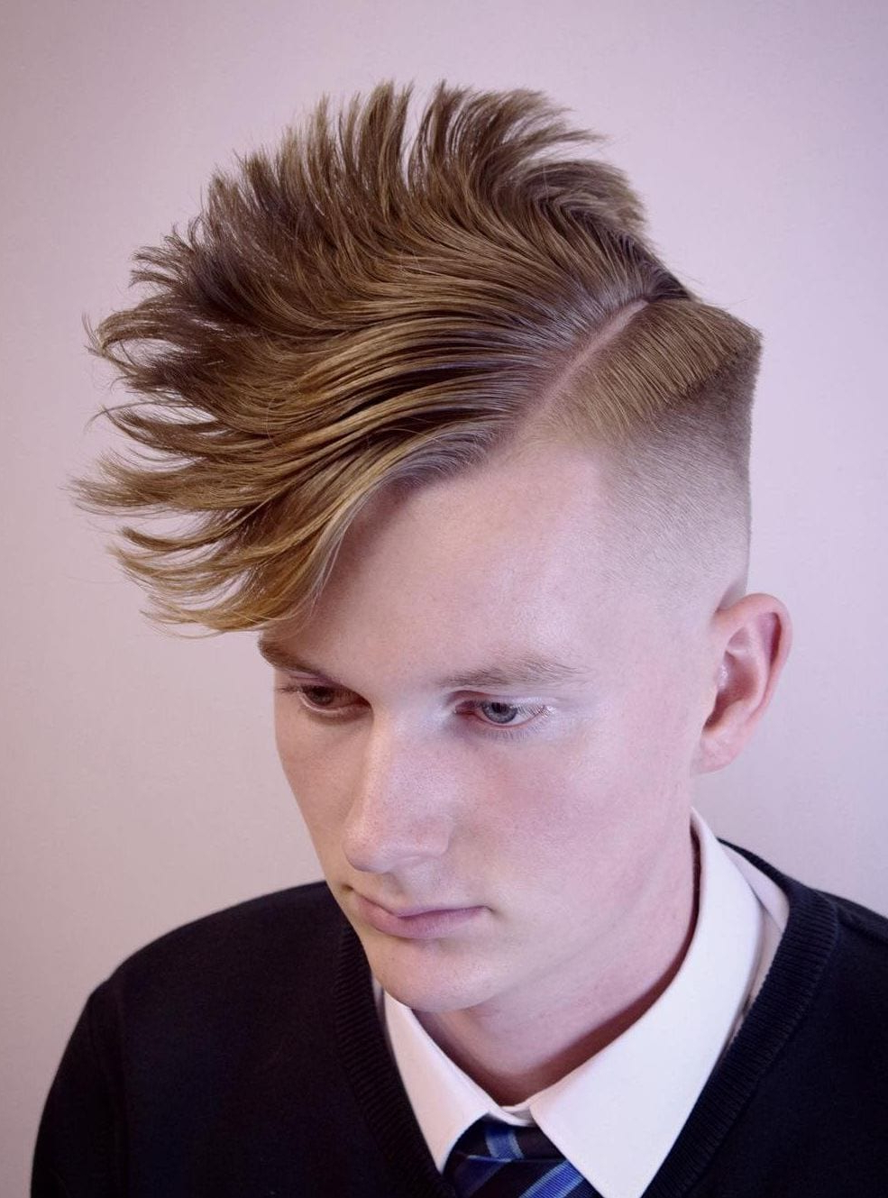 20 Edgy Men's Haircuts You Need To Know For Modern And Edgy Hairstyles (View 13 of 20)