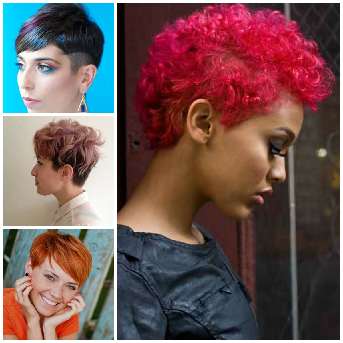 2016 Bold Pixie Haircuts For Women | 2019 Haircuts For Bold Pixie Haircuts (View 5 of 20)