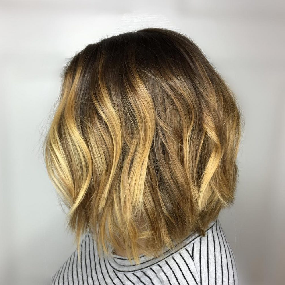 21 Hottest Short Wavy Hairstyles Ever! (trending In 2019) Regarding Short Bob Haircuts With Waves (View 11 of 20)