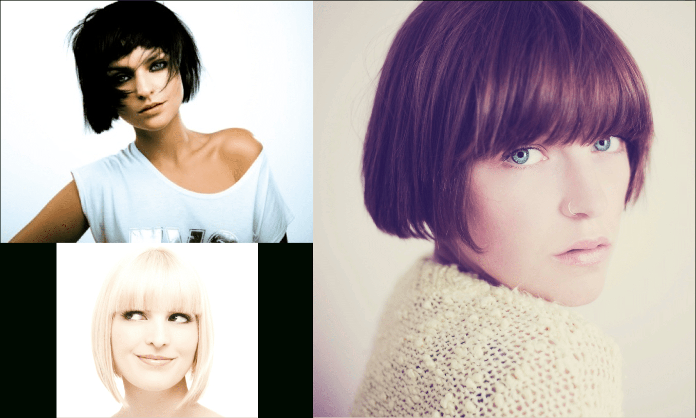 24 Hottest Bob Haircuts For Every Hair Type Intended For Classy Bob Haircuts With Bangs (View 12 of 20)