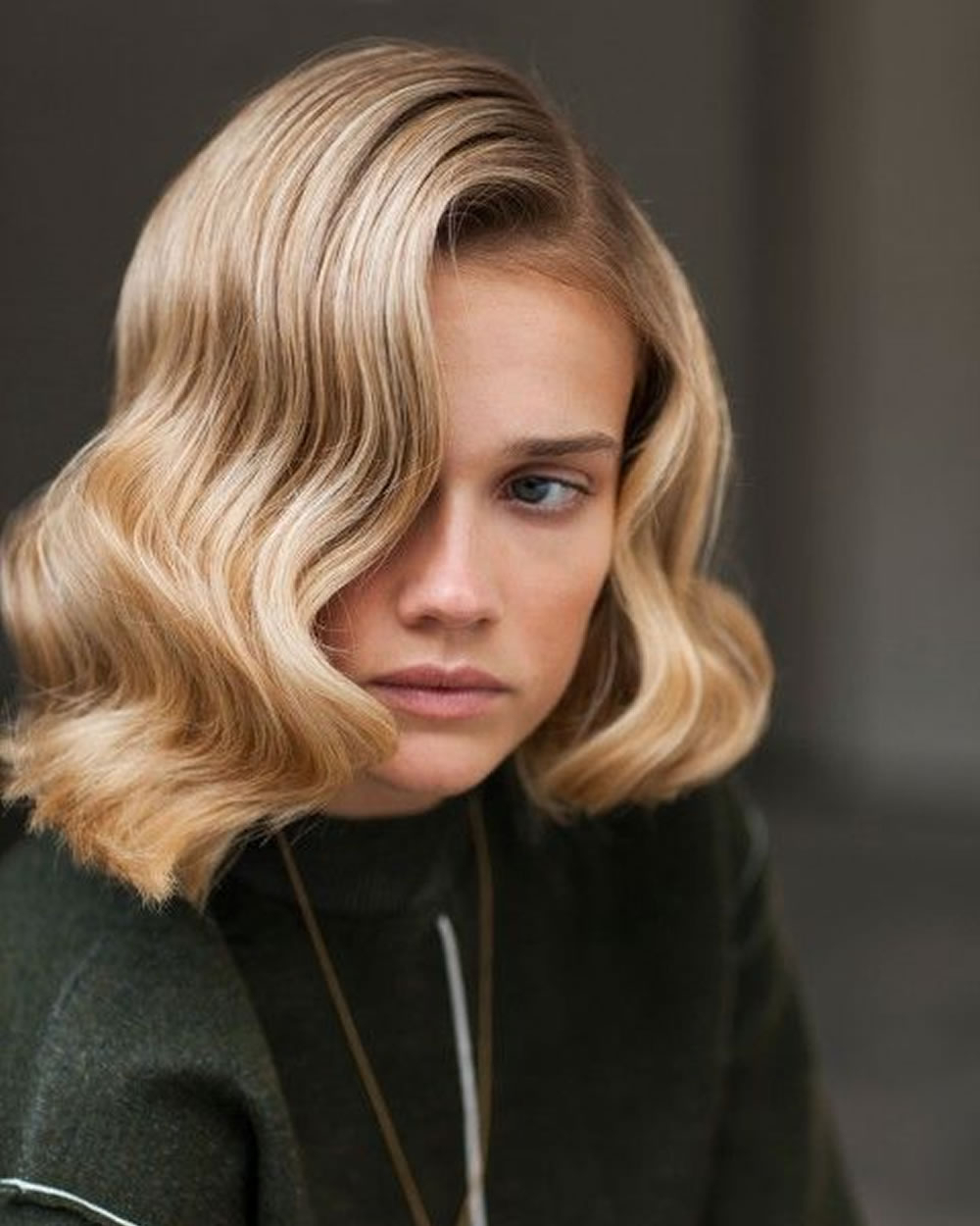 25 Modern Finger Wave Short Bob Haircut & Hairstyle Images Pertaining To Short Bob Haircuts With Waves (View 5 of 20)