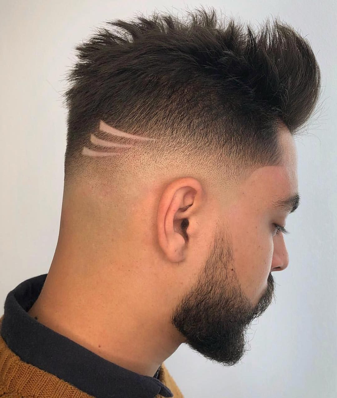 35 Awesome Design Haircuts For Men (Gallery 15 of 20)