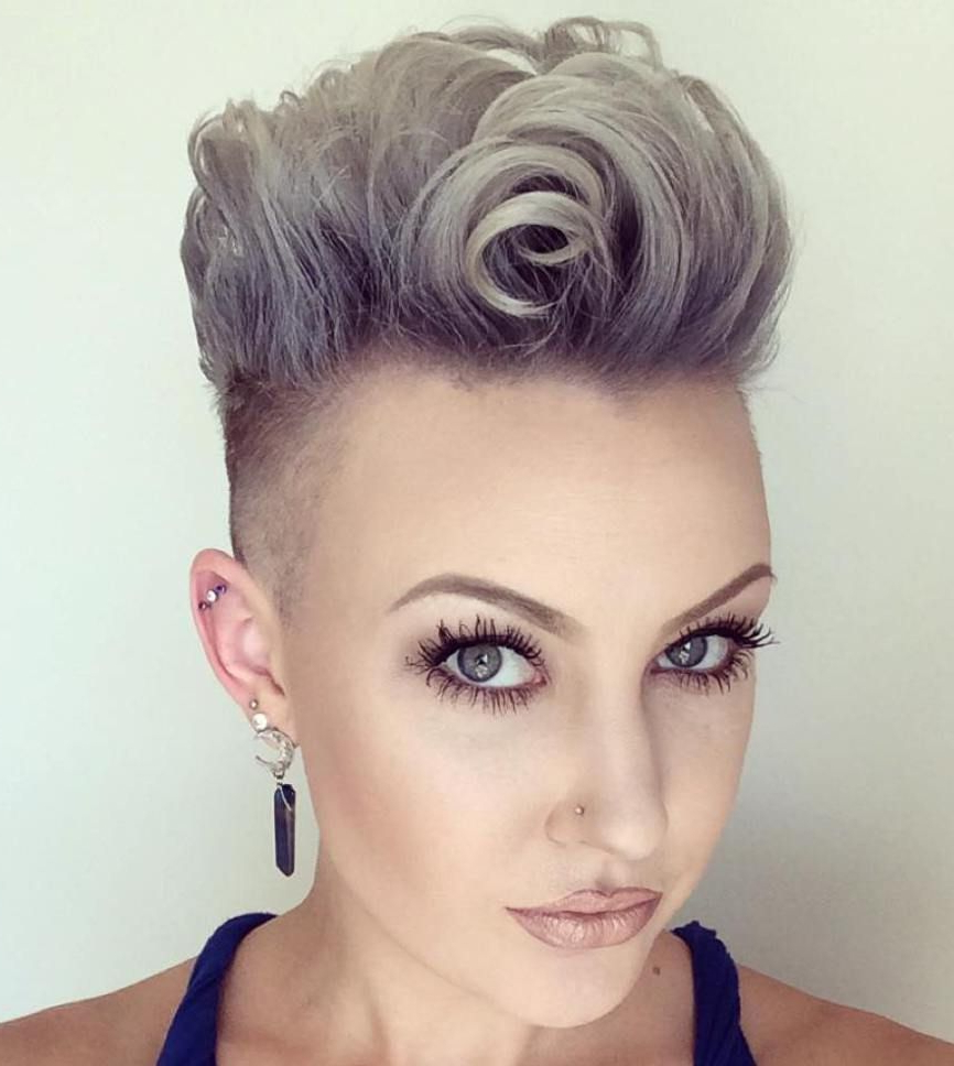 35 Short Punk Hairstyles To Rock Your Fantasy (View 7 of 20)
