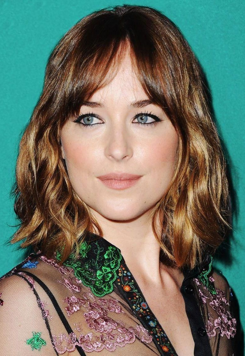 38 Chic Short Bob Haircuts With Bangs That Are Totally Throughout Chic Short Bob Haircuts With Bangs (View 12 of 20)