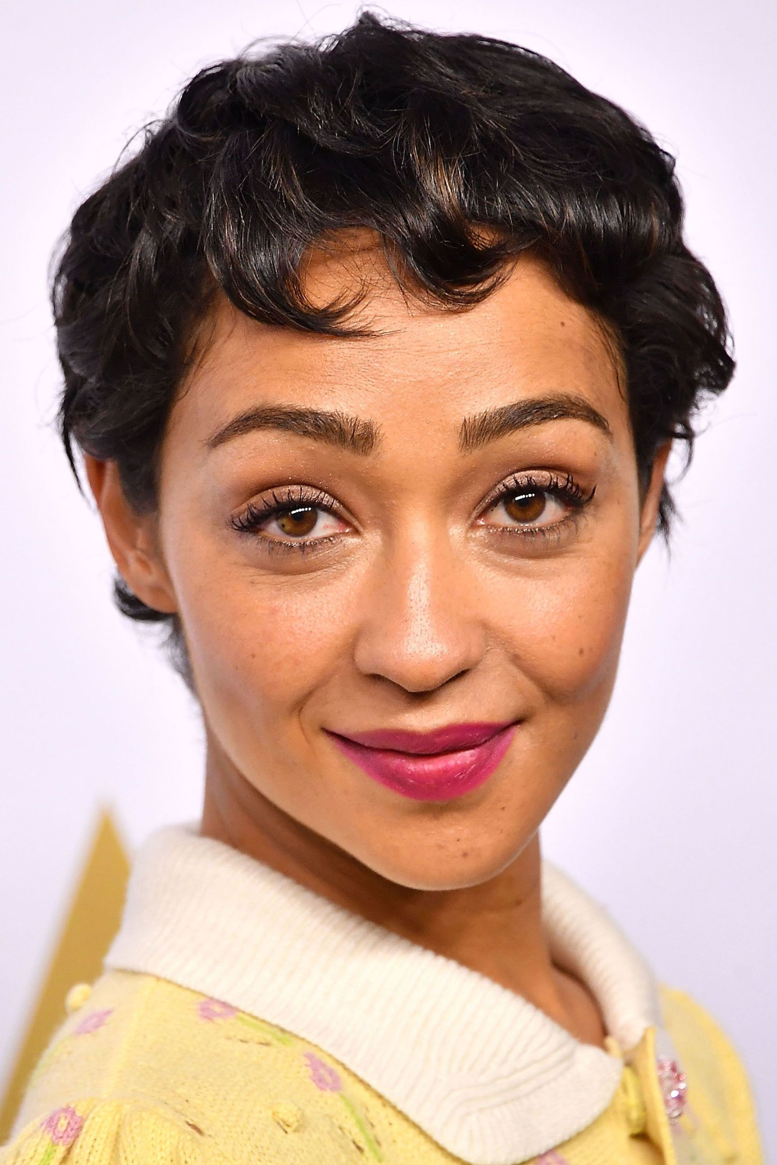 40 Best Short Pixie Cut Hairstyles 2019 – Cute Pixie Inside Pixie Haircuts With Large Curls (View 9 of 20)