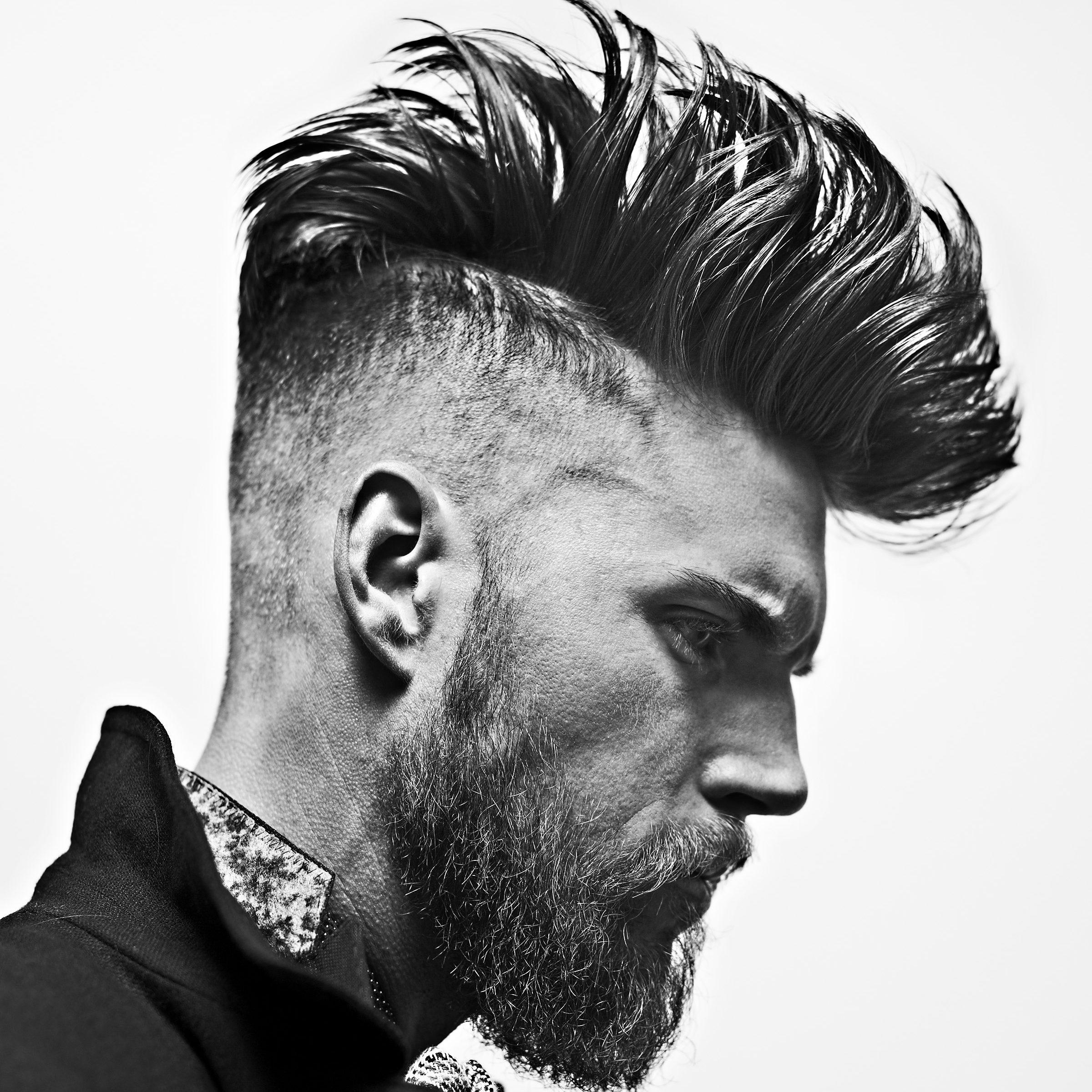 50 Modern Mohawk Haircut Styles – Make Your Daring Elegant Inside Famous Fancy Mohawk Haircuts (View 2 of 20)