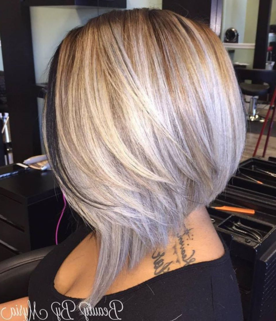 70 Best A Line Bob Hairstyles Screaming With Class And Style Inside Bright Bob Hairstyles (View 10 of 20)