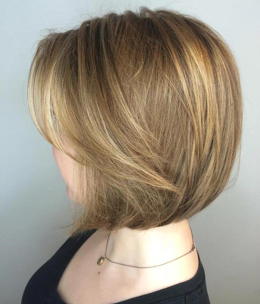 70 Fine Hair Bob Cuts – Fallbrook247 With Regard To Sun Kissed Bob Haircuts (View 9 of 20)