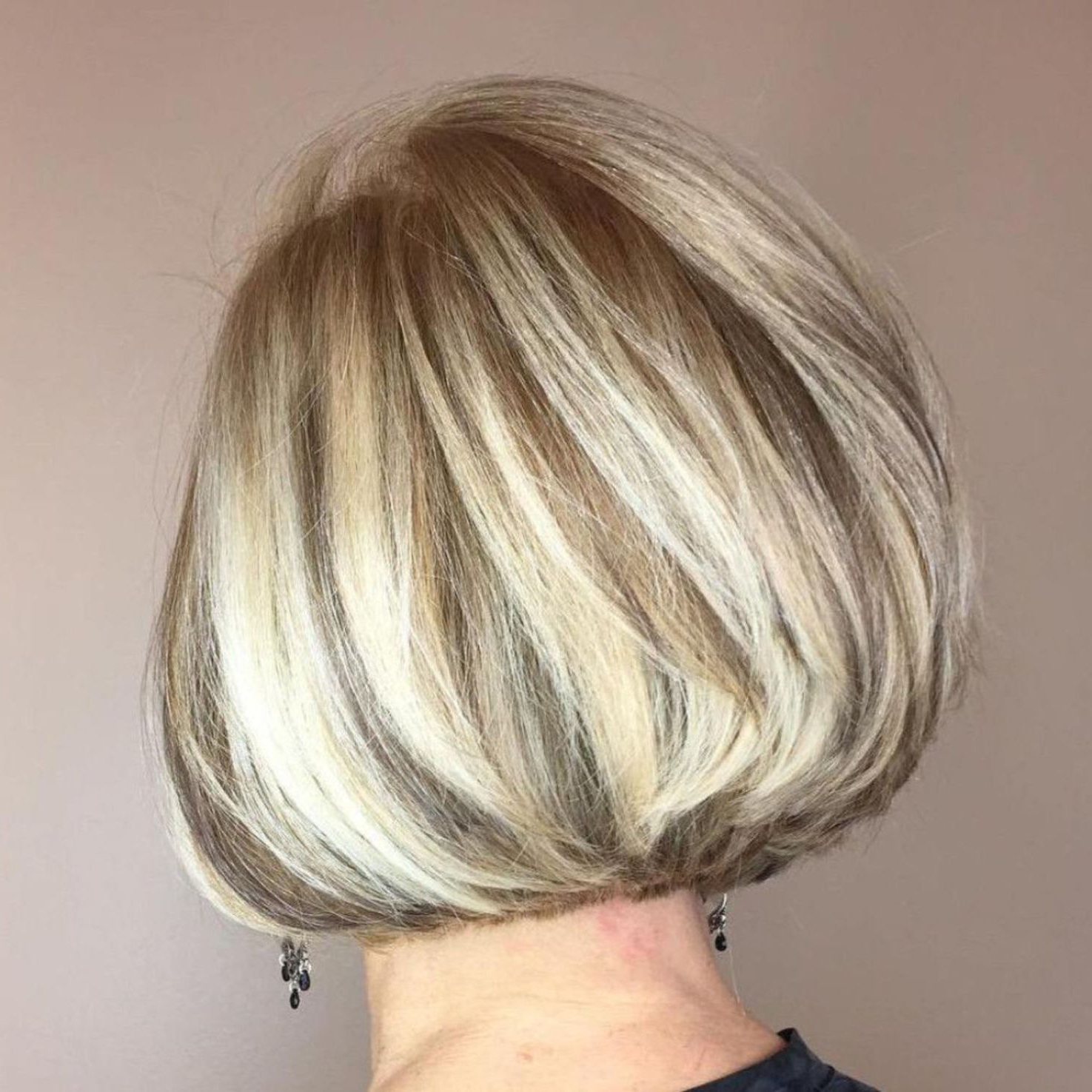 80 Best Modern Hairstyles And Haircuts For Women Over 50 Within Modern And Stylish Blonde Bob Haircuts (View 16 of 20)