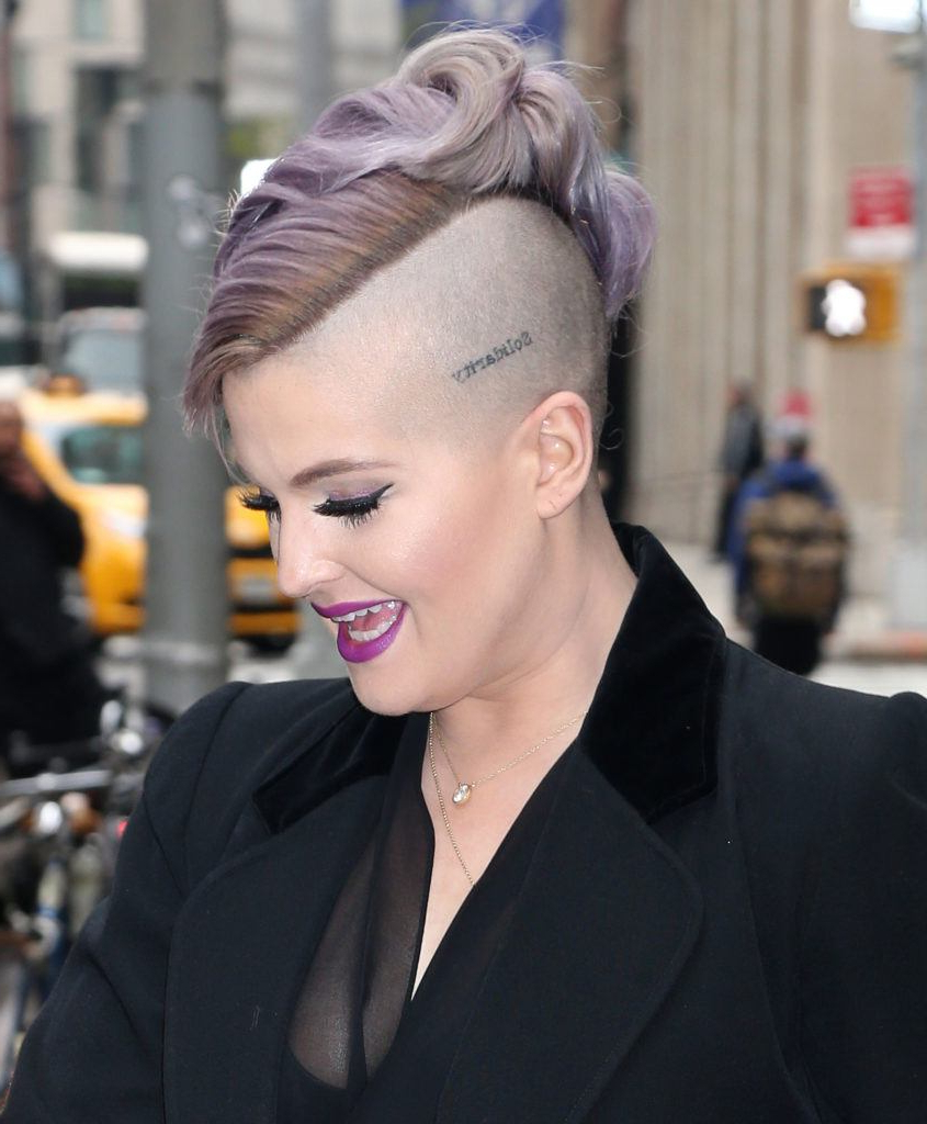 All Things Hair Uk With Favorite Victory Roll Mohawk Hairstyles (View 4 of 20)