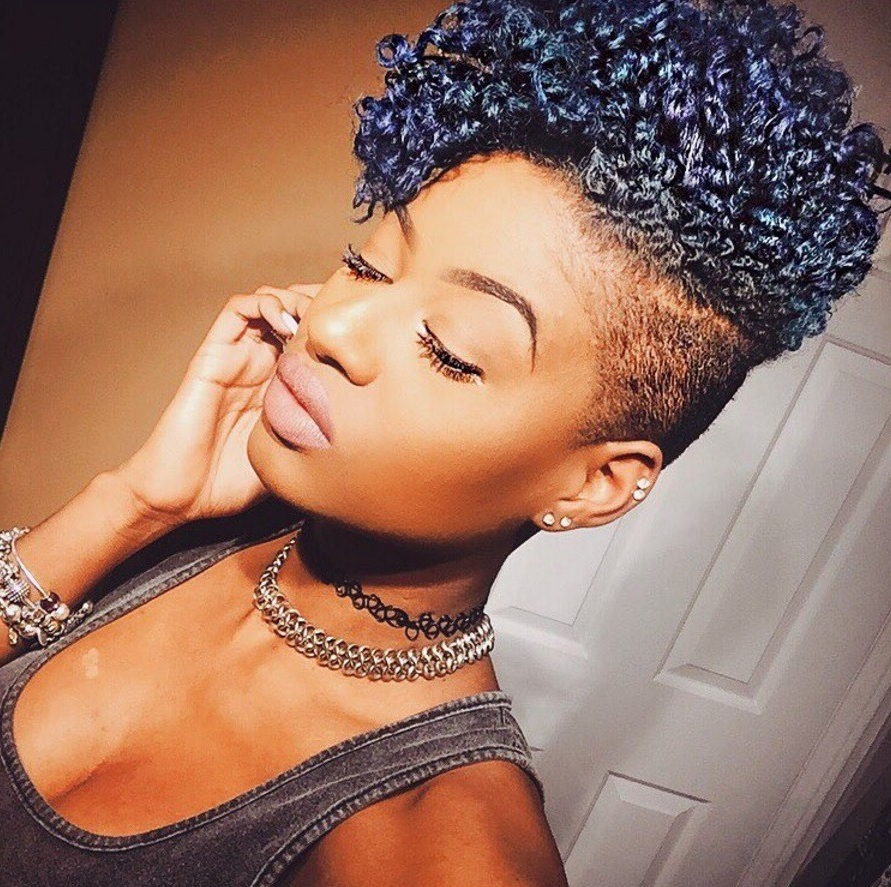 All Things Hair Uk Within Well Known Blonde Curly Mohawk Hairstyles For Women (View 8 of 20)