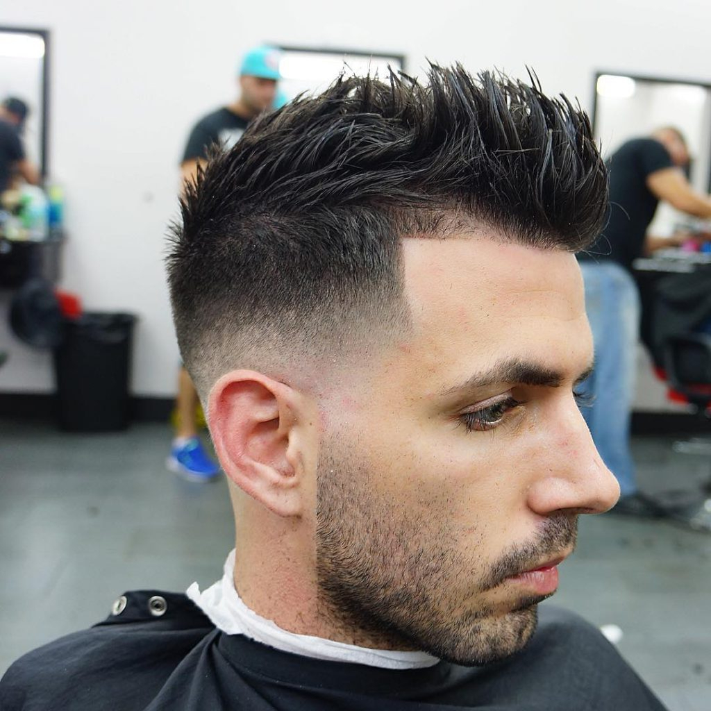 Best 60 Cool Hairstyles And Haircuts For Boys And Men – Atoz For Preferred Sharp Cut Mohawk Hairstyles (View 7 of 20)