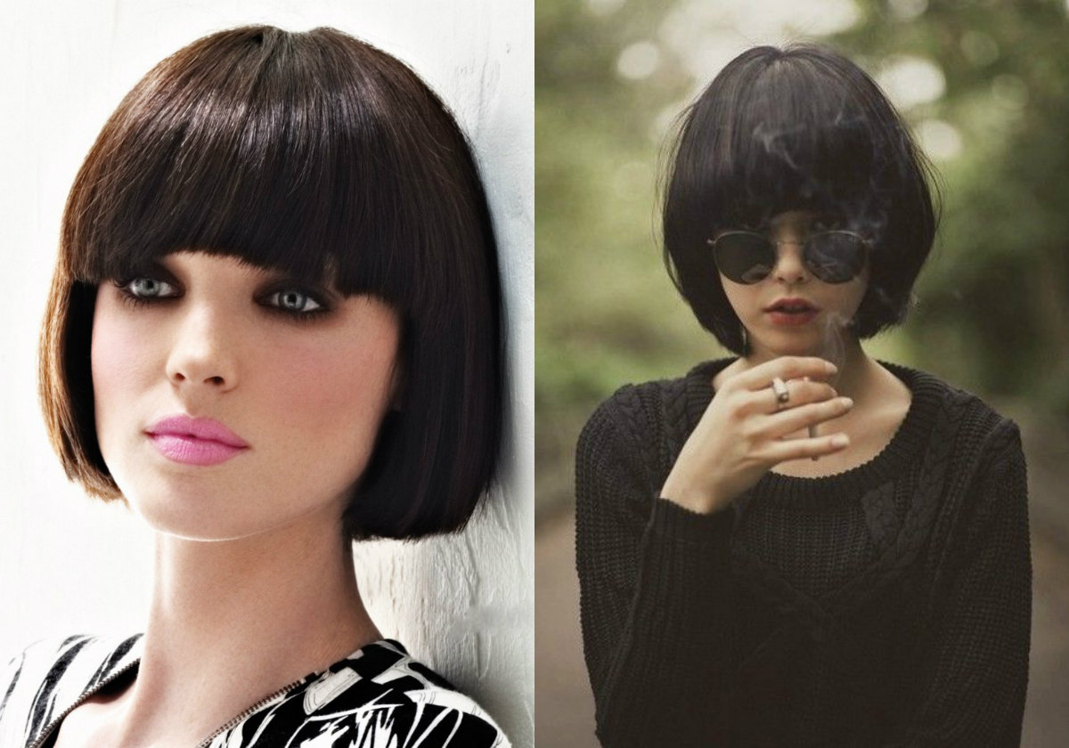 Best Classy Bob Haircuts With Bangs | Hairdrome Within Classy Bob Haircuts With Bangs (View 2 of 20)