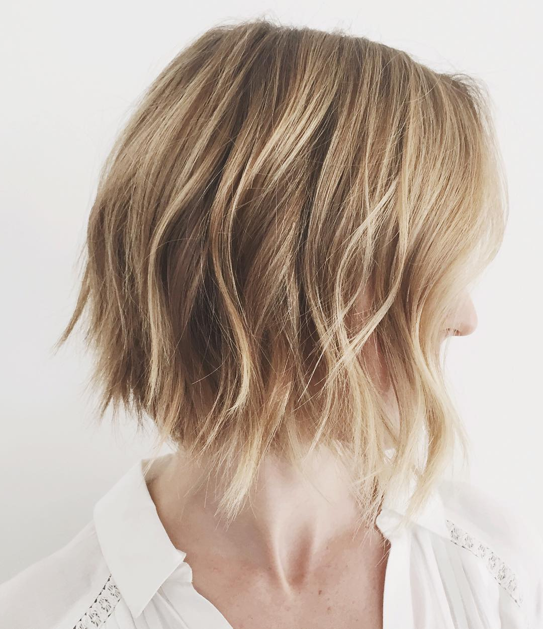 Best Short Bob Hairstyles Inspiration For Teens 2018 With Regard To Layered Short Bob Haircuts (View 17 of 20)
