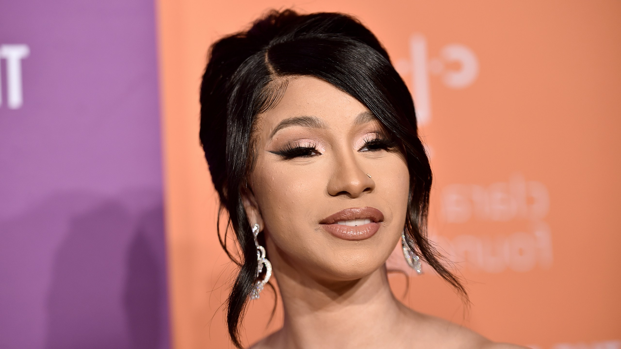 Cardi B Debuts Blonde Bob Haircut — Photos | Allure With Glam Blonde Bob Haircuts (View 16 of 20)