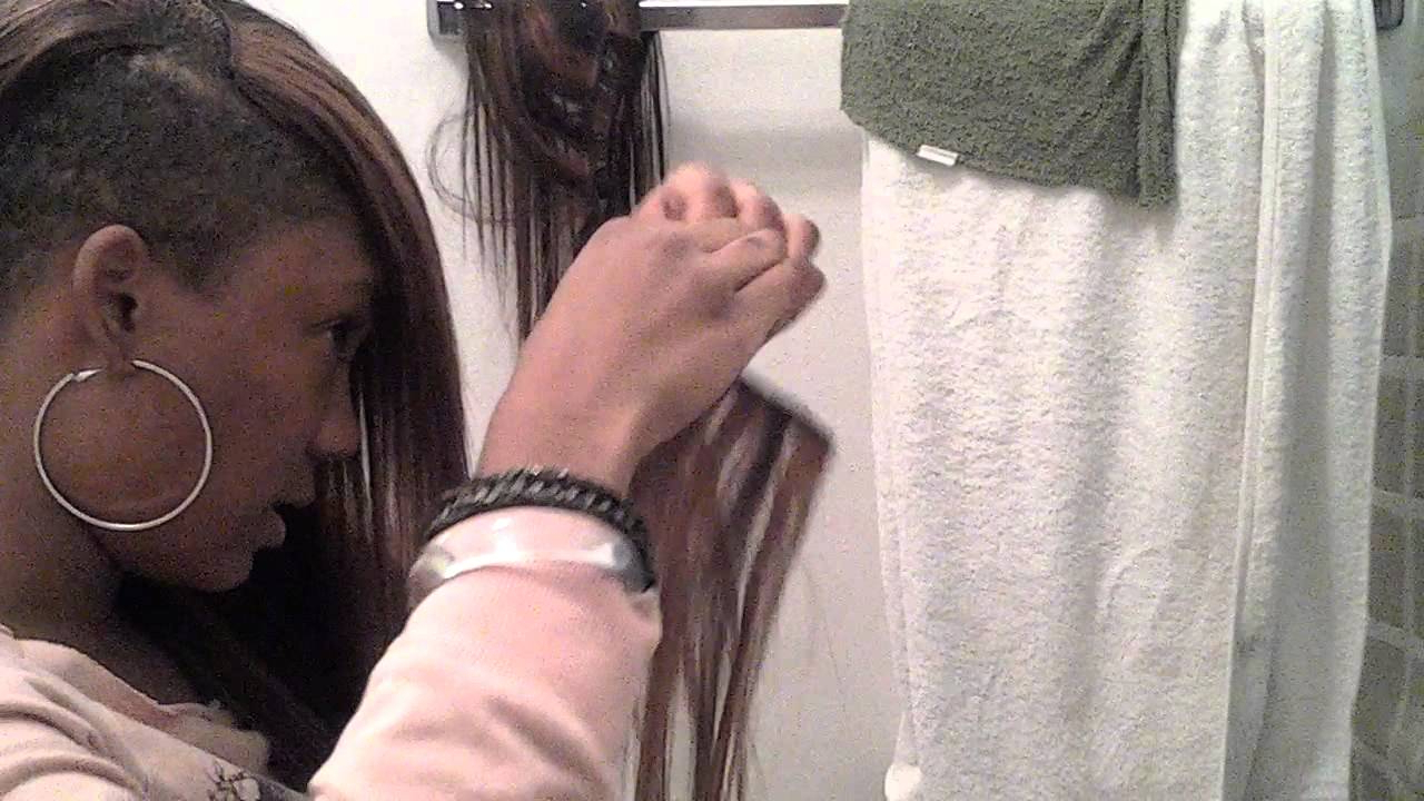 Cassie Hairstyle – Youtube Within Best And Newest Cassie Bun Mohawk Hairstyles (View 17 of 20)