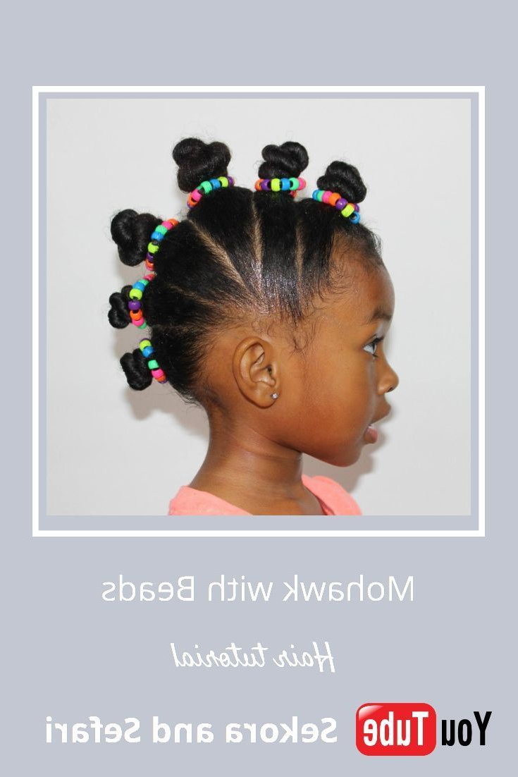 Chic African Throughout Famous Chic And Curly Mohawk Haircuts (View 16 of 20)