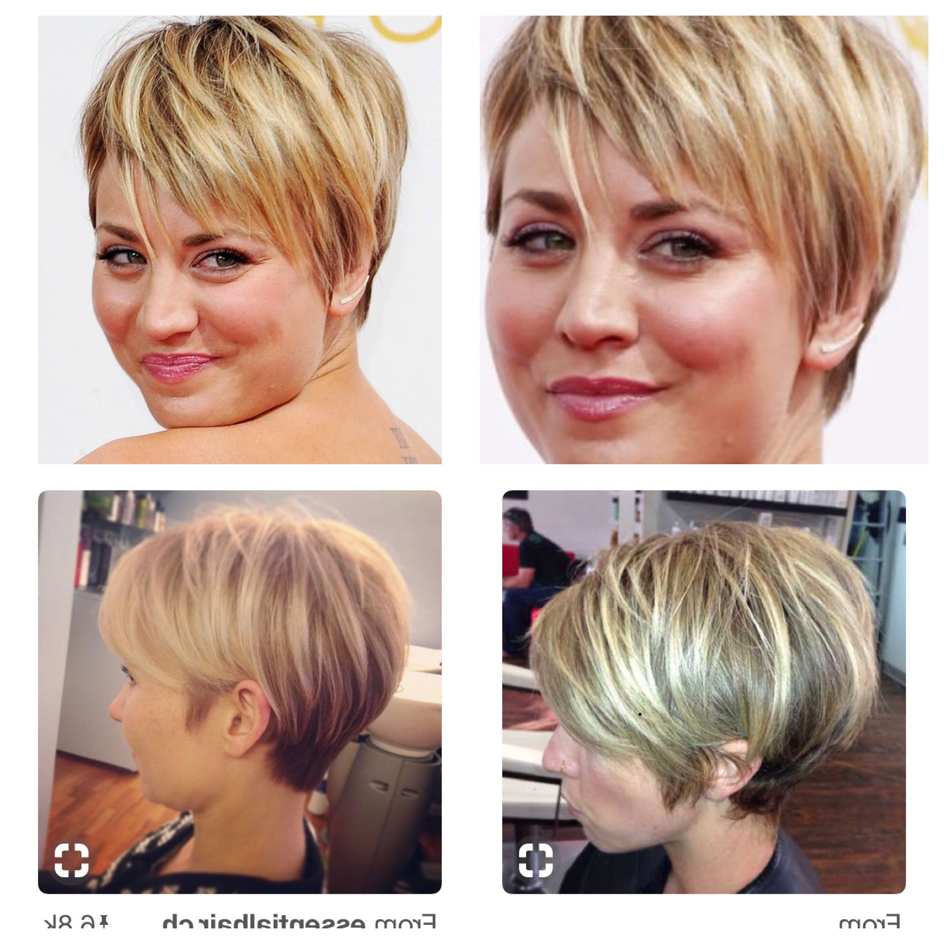 Colour And Cut – Blonde Highlights Pixie Cut | Beauty | Cool With Highlighted Pixie Hairstyles (View 13 of 20)