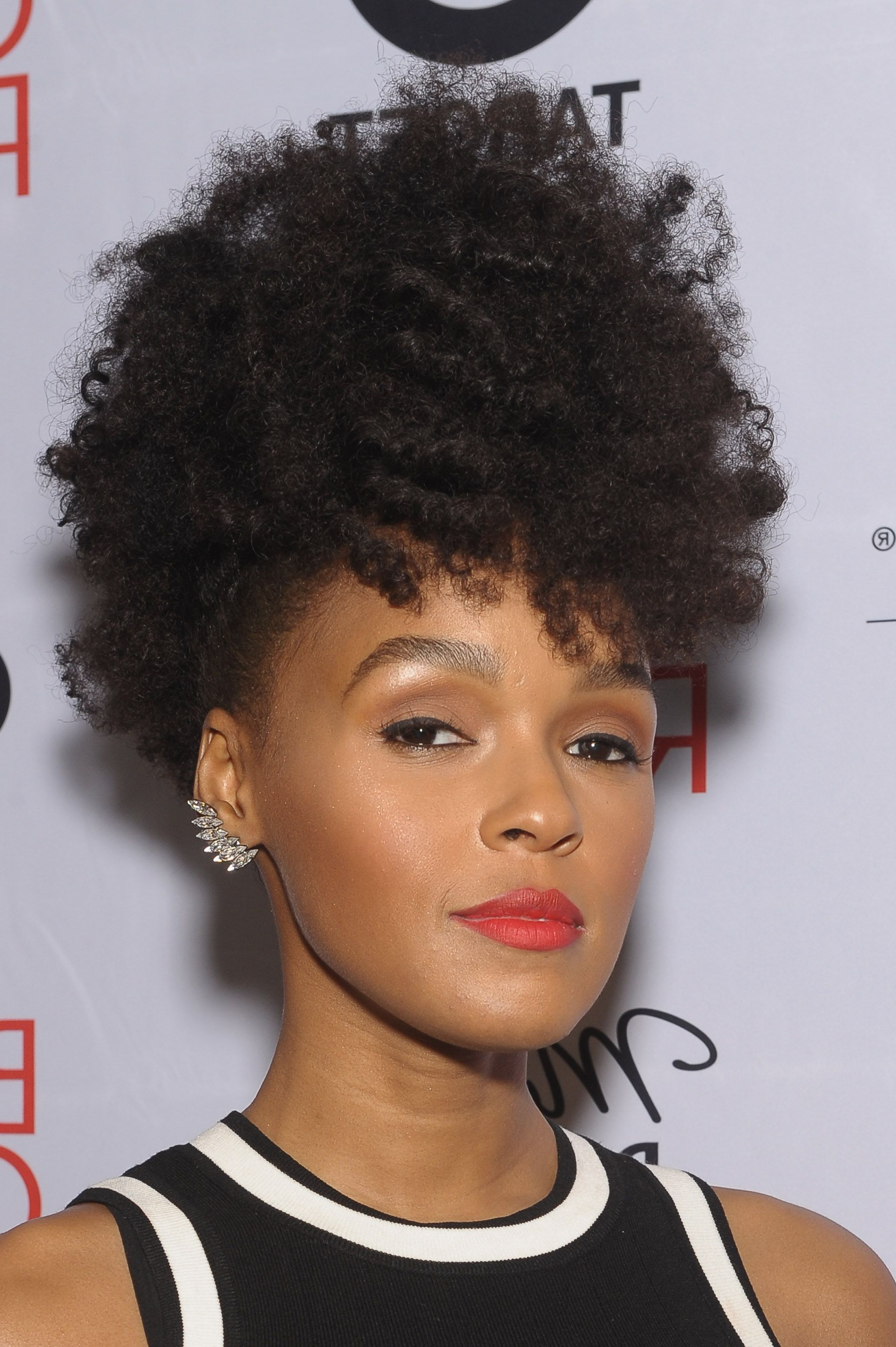 Curly Hairstyles 2019 – 40+ Styles For Every Type Of Curl Inside 2020 Black & Red Curls Mohawk Hairstyles (View 19 of 20)
