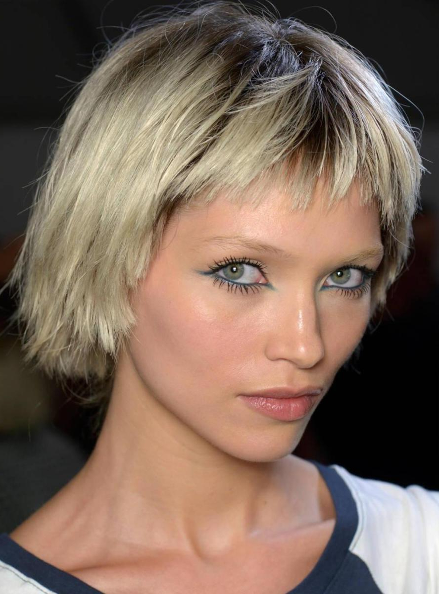 Cute Medium Edgy Hairstyles — Classic Style : Edgy Pertaining To Modern And Edgy Hairstyles (View 19 of 20)