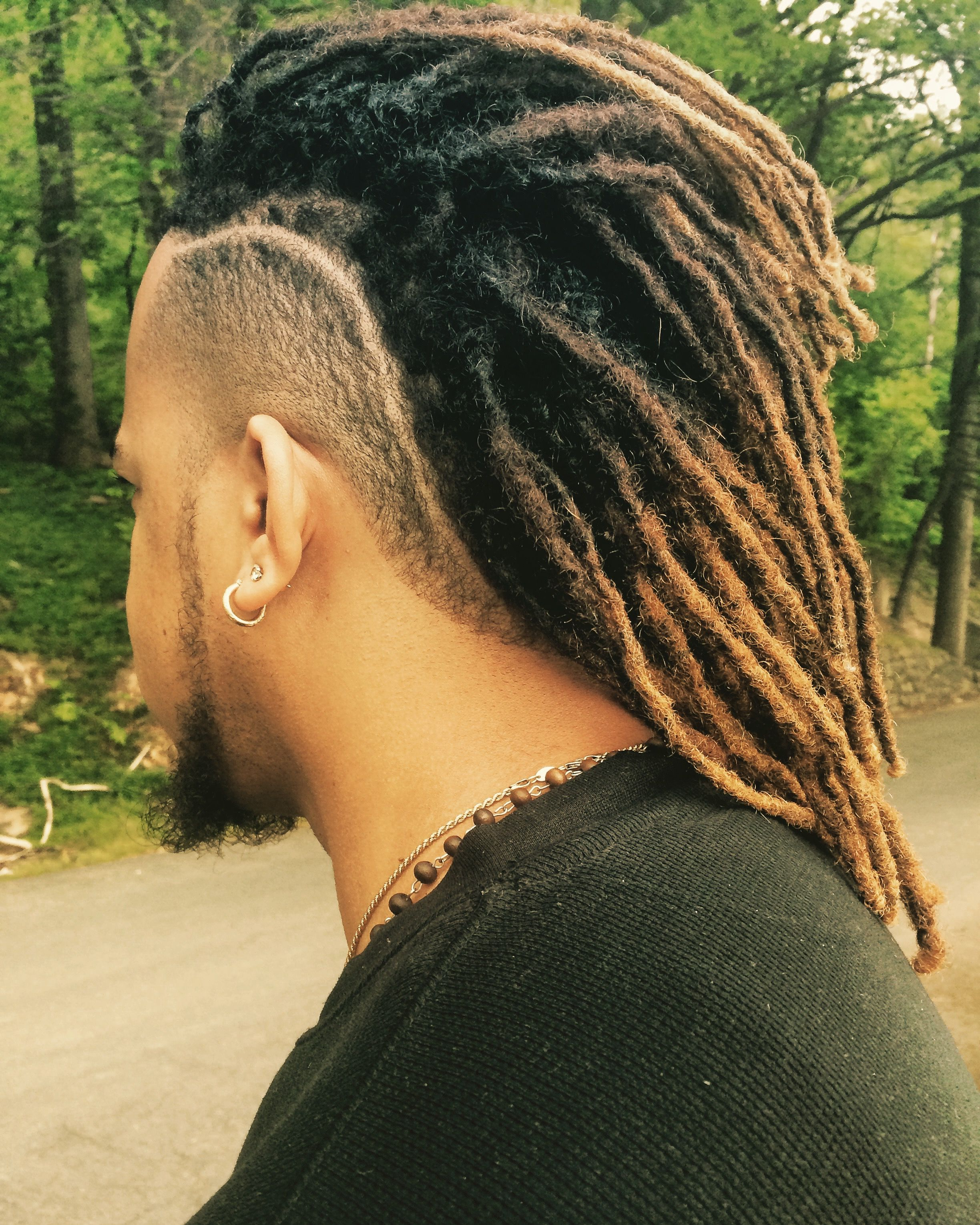 Dreadlock Hairstyles For Men, Hair With Most Current Dreadlocked Mohawk Hairstyles For Women (Gallery 20 of 20)