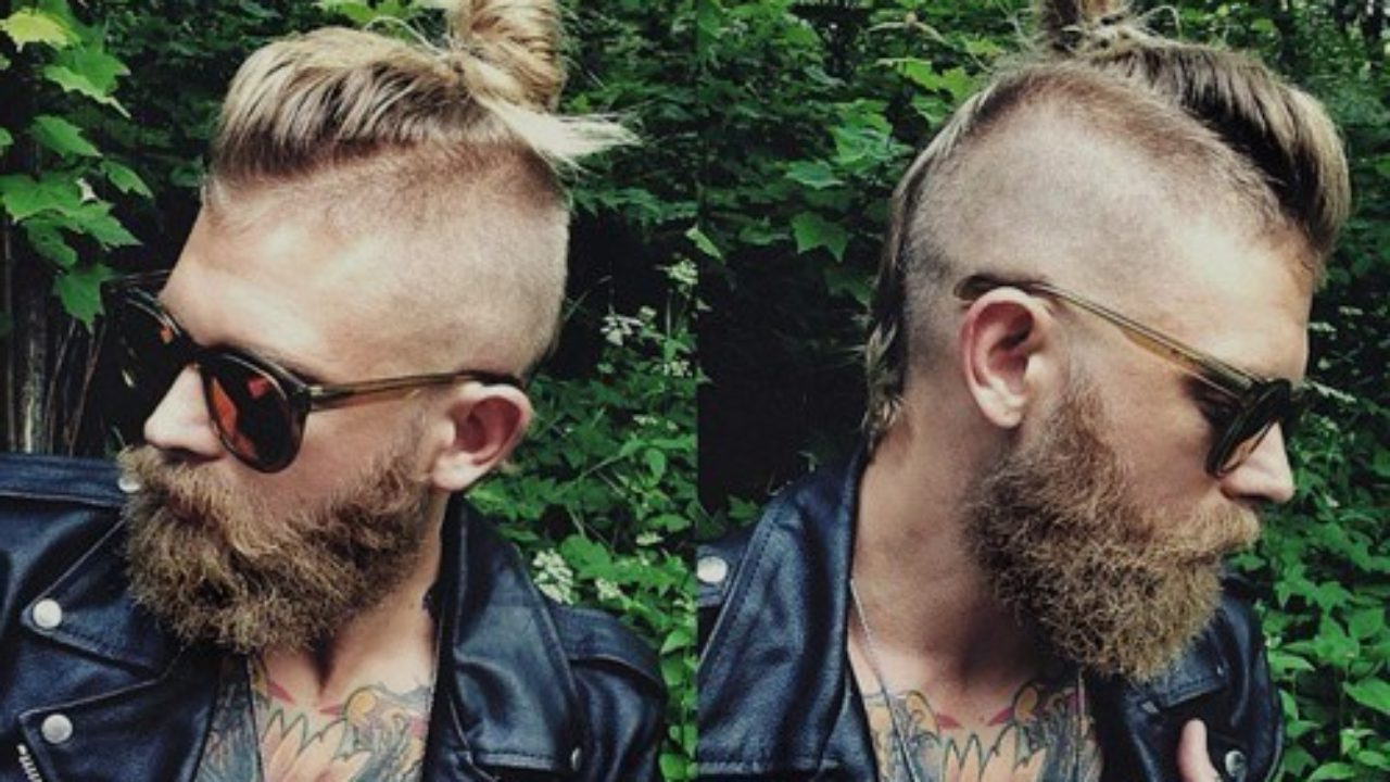 Faded Mohawk Hair Styles – 20 Ways To Rock That Hawk In Pertaining To Widely Used Color Treated Mohawk Hairstyles (View 18 of 20)