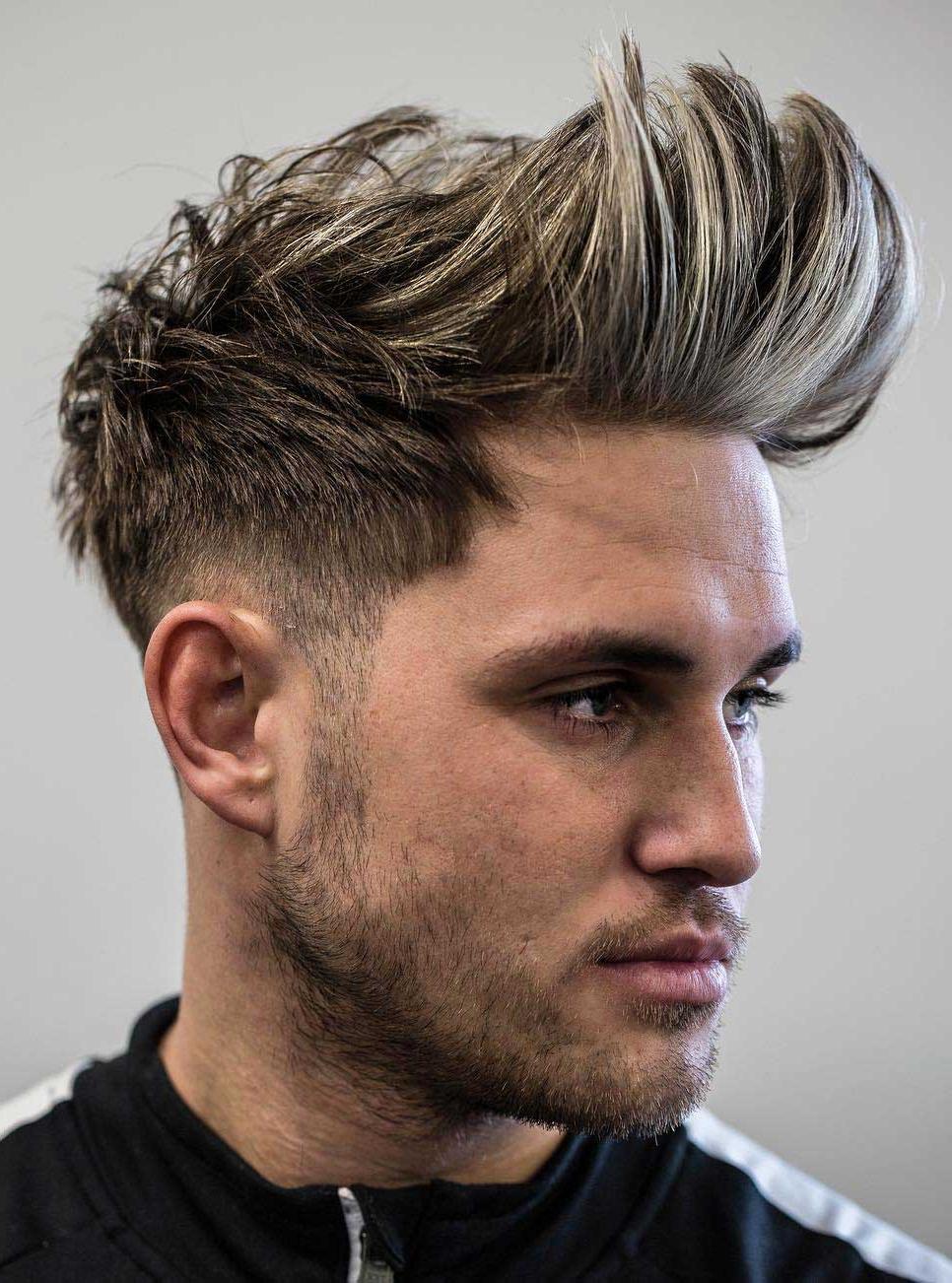 Famous Fauxhawk Haircuts In 20 Modern Faux Hawk (Aka. Fohawk) Hairstyles – Keep It Even (Gallery 3 of 20)