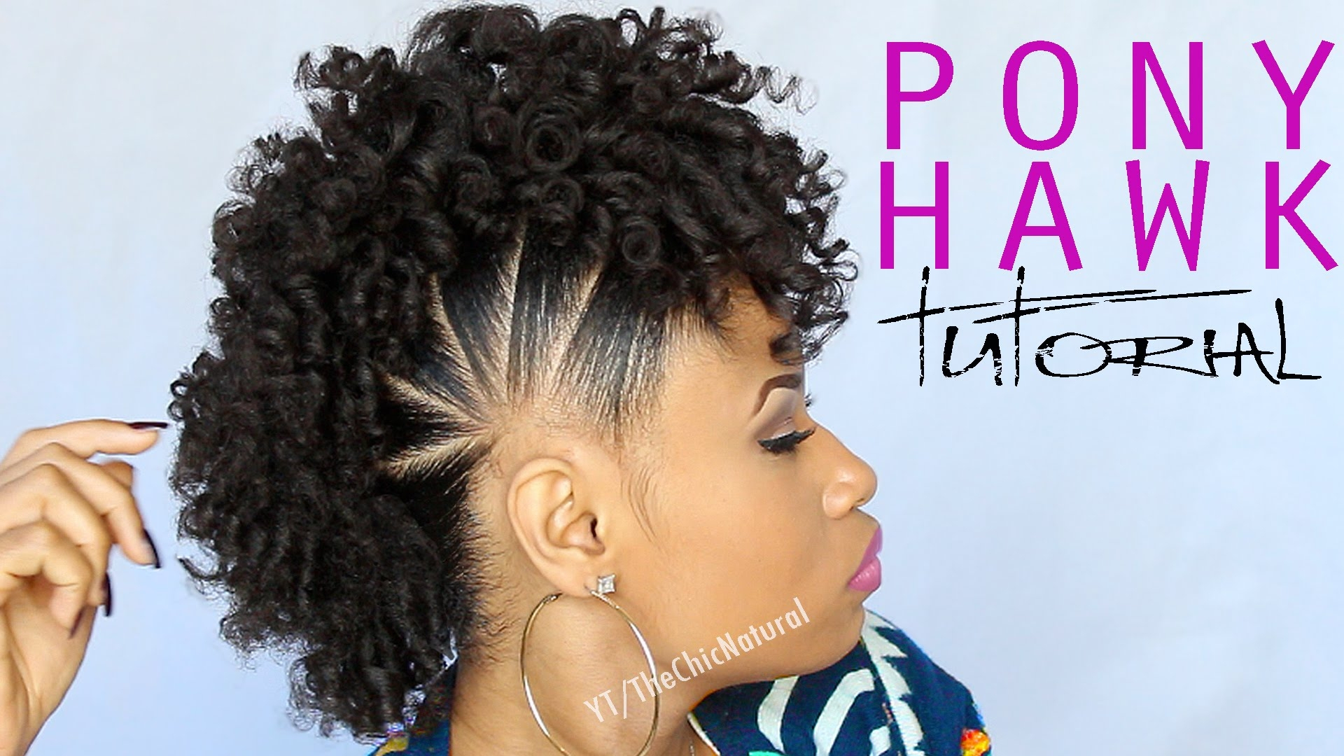 Famous Long Curled Mohawk Haircuts Regarding Hairstyles : Mohawk Hairstyles With Curly Weave Best And (Gallery 19 of 20)