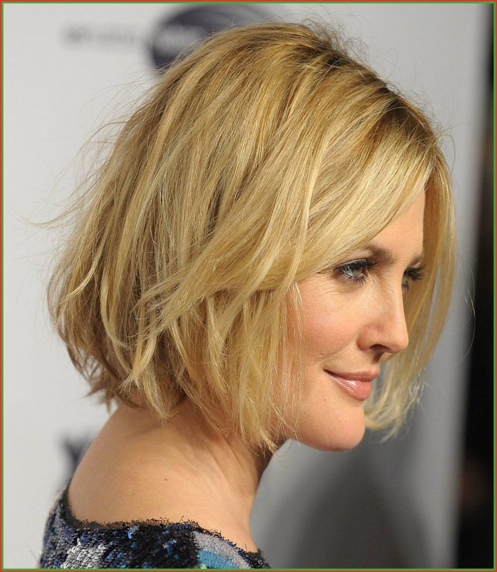 Fashion : Blonde Bob With Side Bangs 17 Classic Haircuts With Blonde Bob Haircuts With Side Bangs (View 10 of 20)