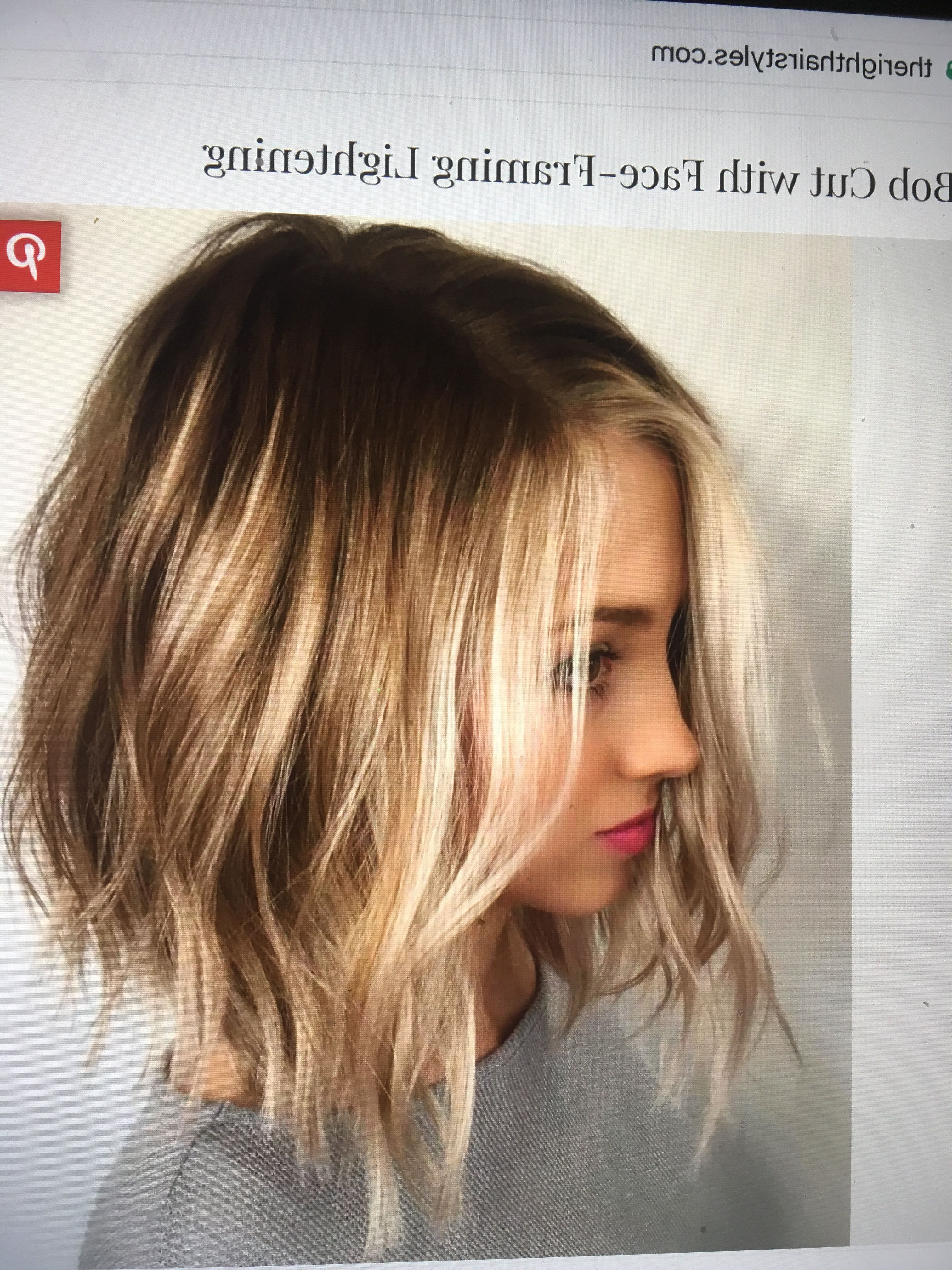 Fashion : Exceptional Choppy Cut Blonde Hairstyles With Regarding Bright Bob Hairstyles (View 13 of 20)