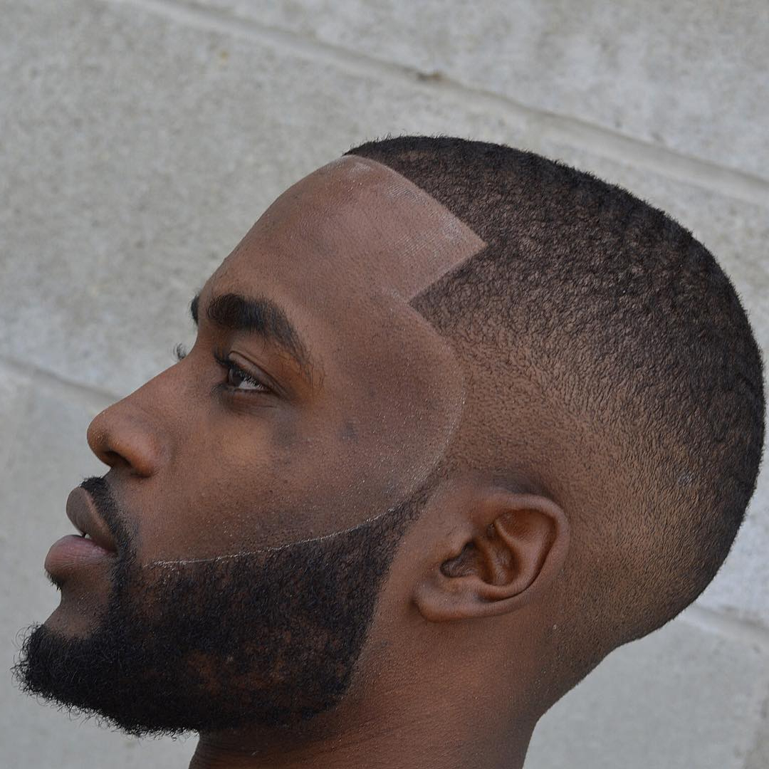 Favorite Sharp And Clean Curly Mohawk Haircuts Pertaining To 25 Classy Afro Taper Haircuts – Keeping It Simple And Fresh (View 15 of 20)