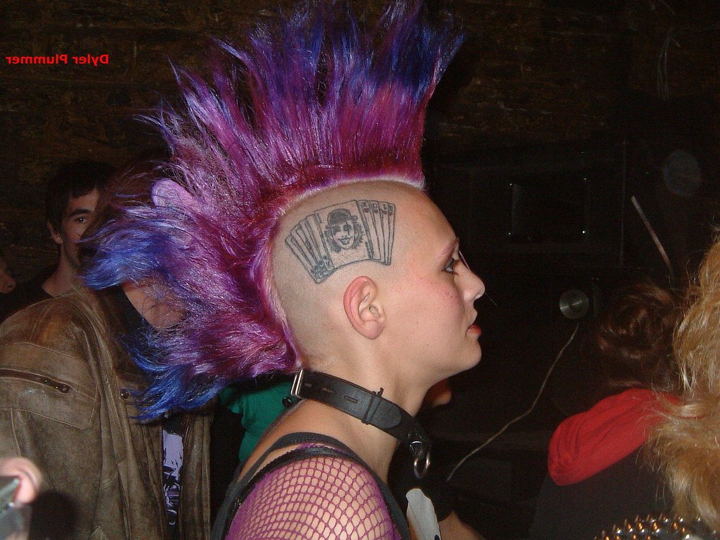Flickr Throughout Favorite Rocker Girl Mohawk Hairstyles (Gallery 15 of 20)