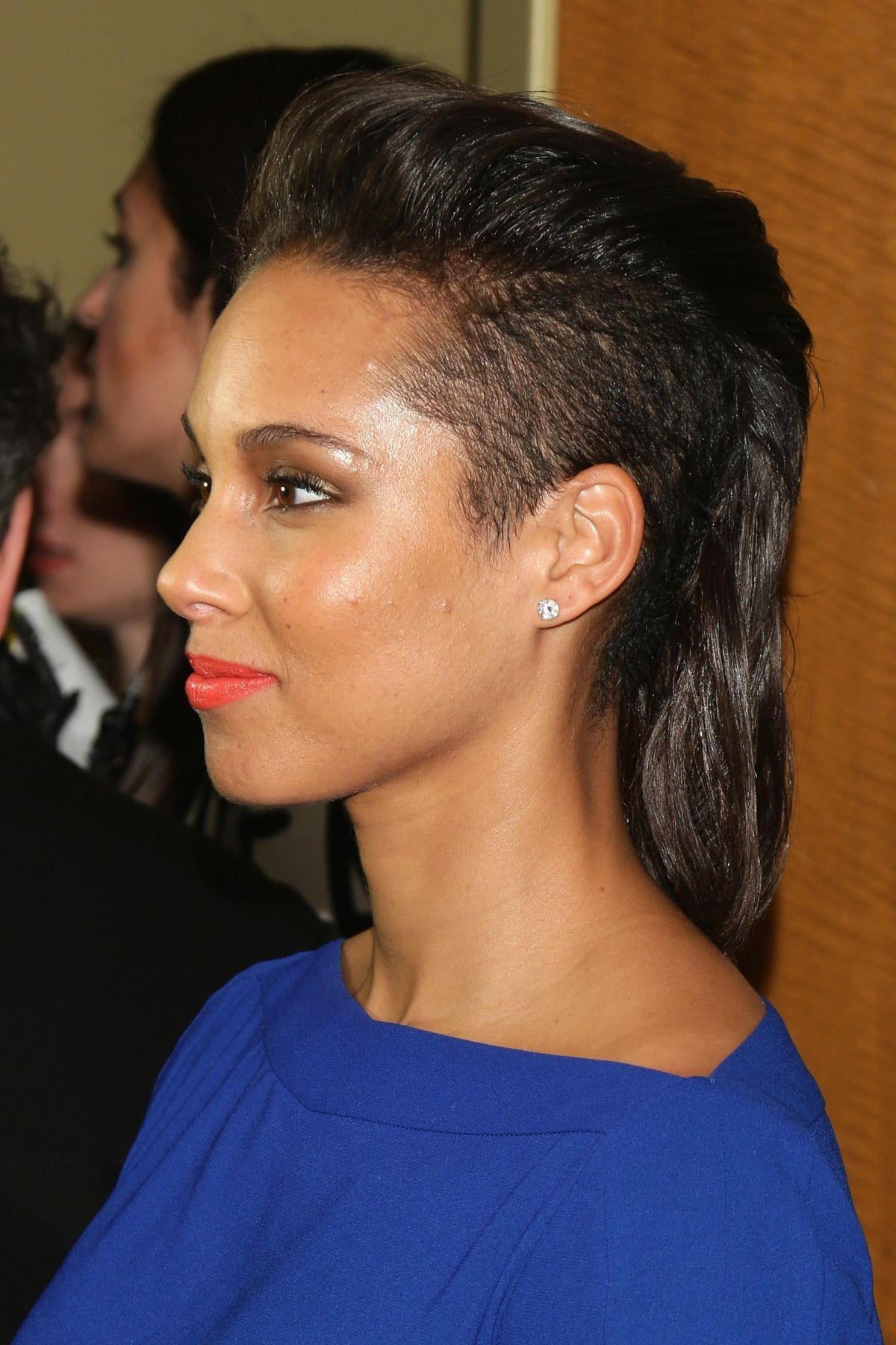 Hair Regarding Most Up To Date Cassie Roll Mohawk Hairstyles (View 14 of 20)
