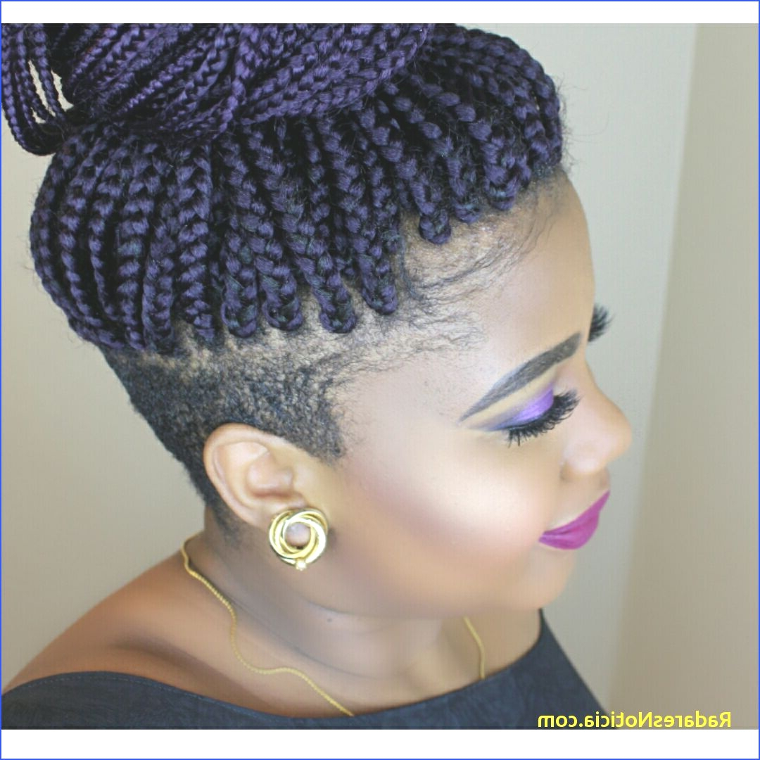Hairstyles : Braided Mohawk With Sew In Amusing Find Out With Regard To Current Full Braided Mohawk Hairstyles (View 9 of 20)