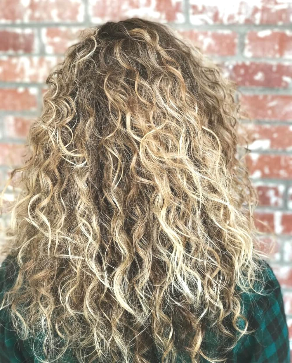 Hairstyles : Curly Brown Hair With Blonde Highlights With Curls And Blonde Highlights Hairstyles (View 7 of 20)