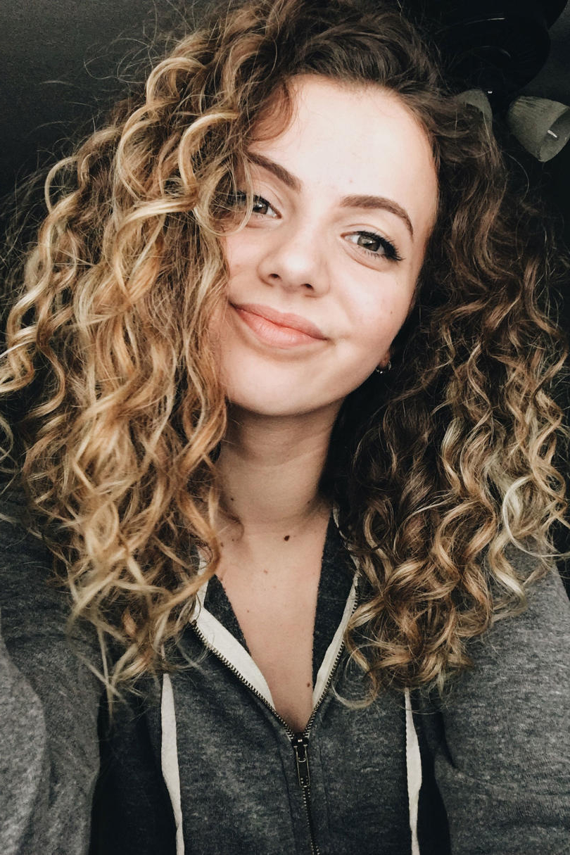 Hairstyles : Curly Hair Color Highlights Astounding 29 Brown With Regard To Curls And Blonde Highlights Hairstyles (View 12 of 20)