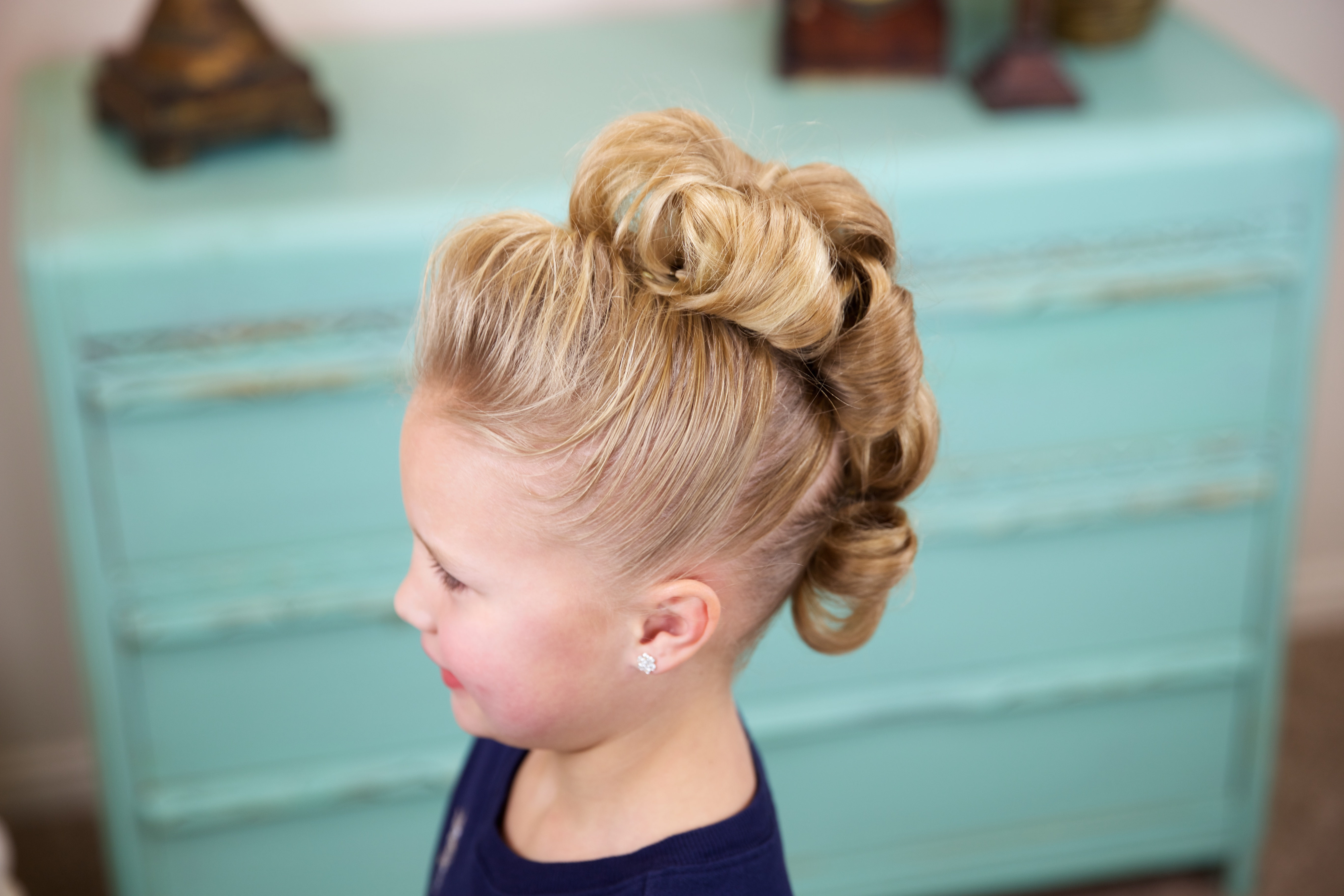 Hairstyles For Dance (View 9 of 20)