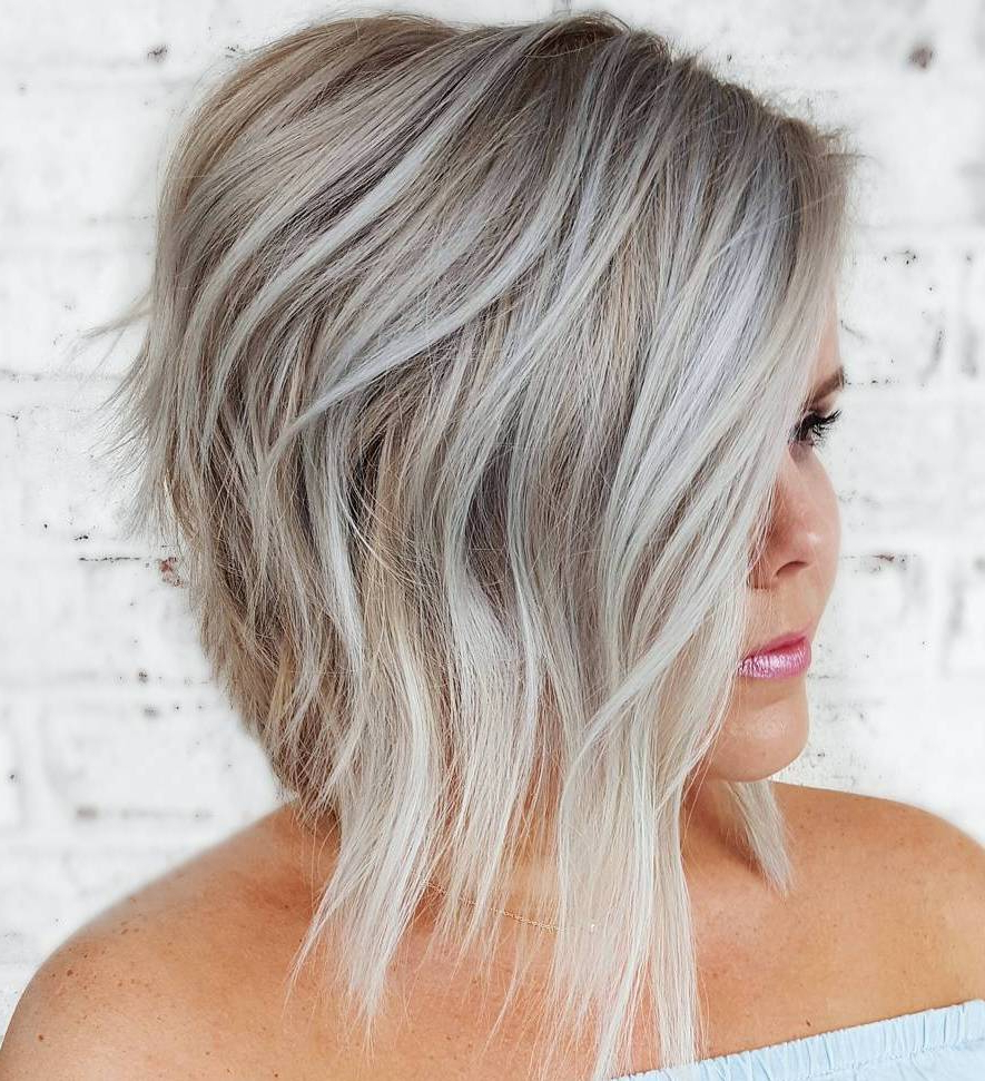 Hairstyles For Full Round Faces – 60 Best Ideas For Plus In Bright Bob Hairstyles (View 15 of 20)
