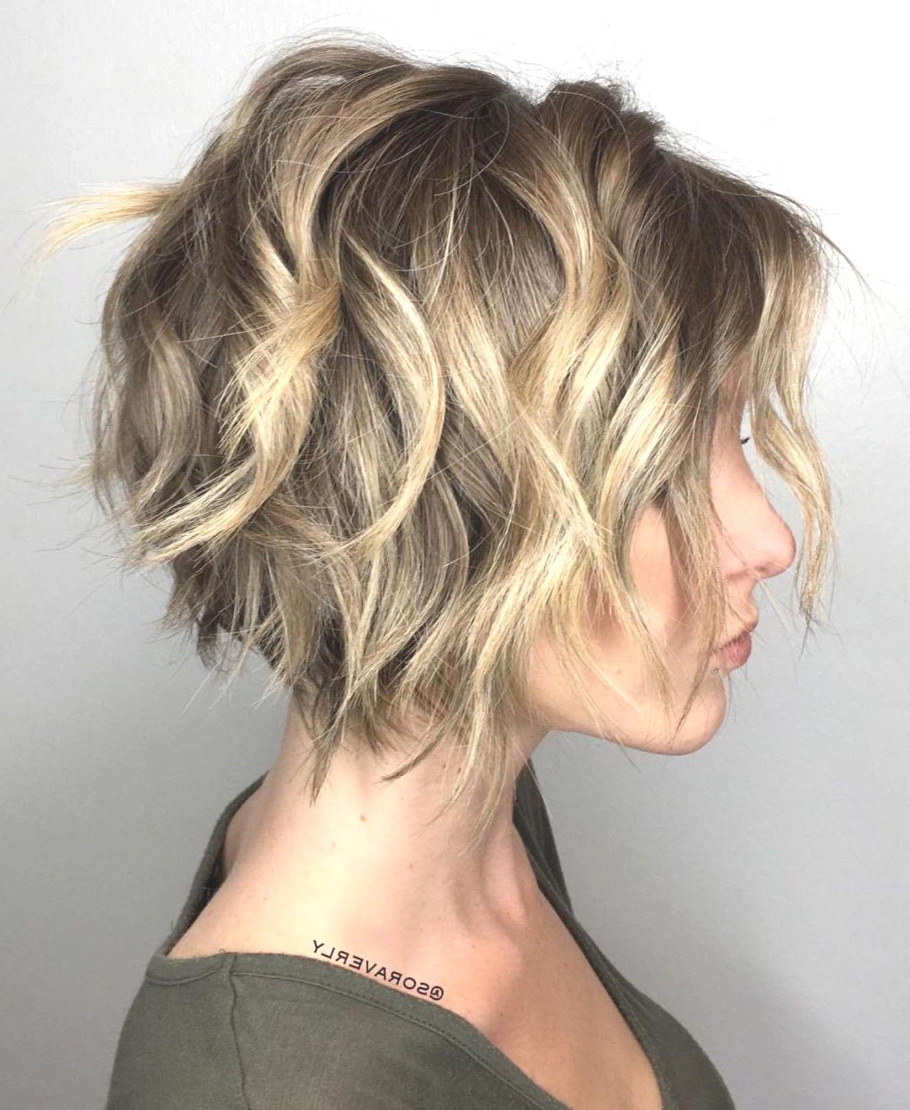 Hairstyles : Messy Layered Short Hair Amusing 50 Chic Bob Throughout Layered Short Bob Haircuts (View 10 of 20)
