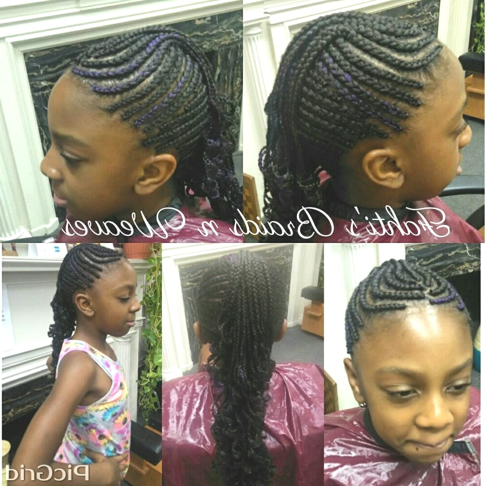 Hairstyles : Mohawk Cornrows Braids Cute Faux Hawk Braided Within Most Current Faux Mohawk Hairstyles With Natural Tresses (View 8 of 20)
