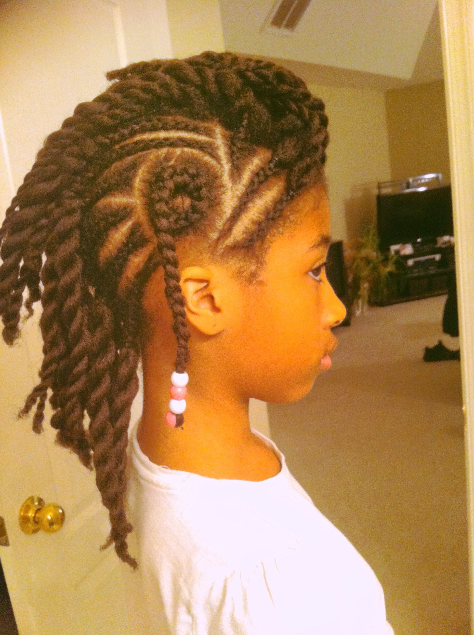 Hairstyles : Natural Curly Mohawk Hairstyles Cool Natural Throughout Latest Natural Curly Hair Mohawk Hairstyles (View 11 of 20)