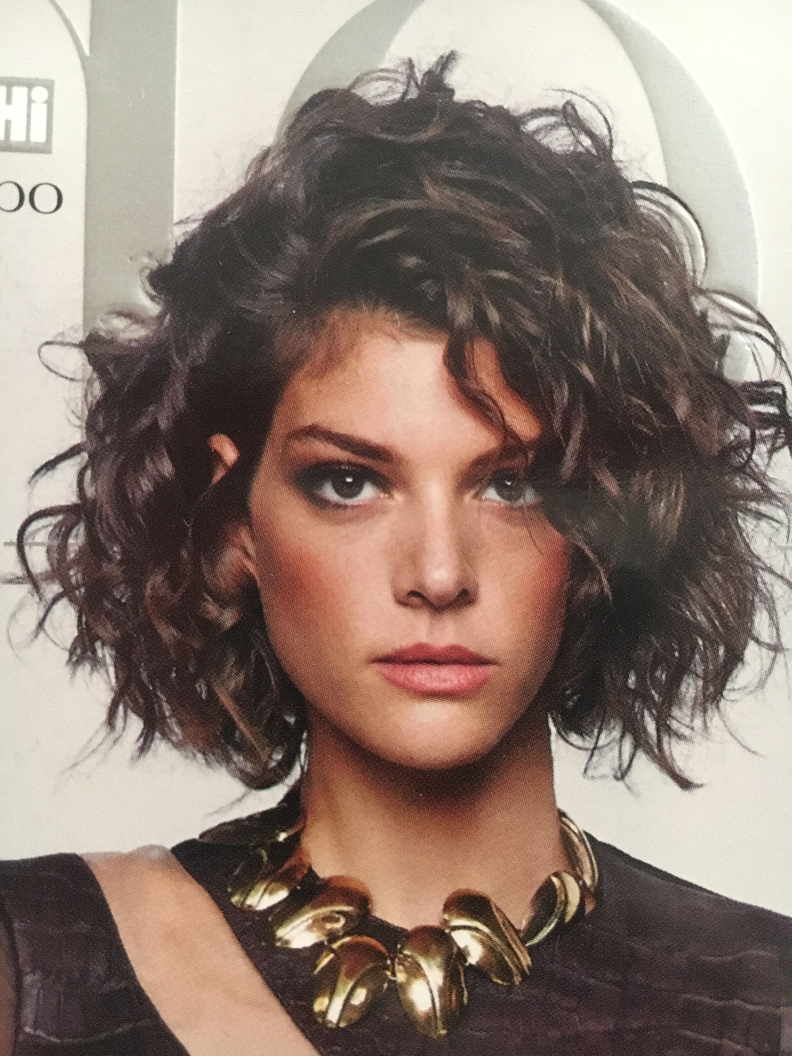 Featured Photo of Pixie Haircuts With Large Curls