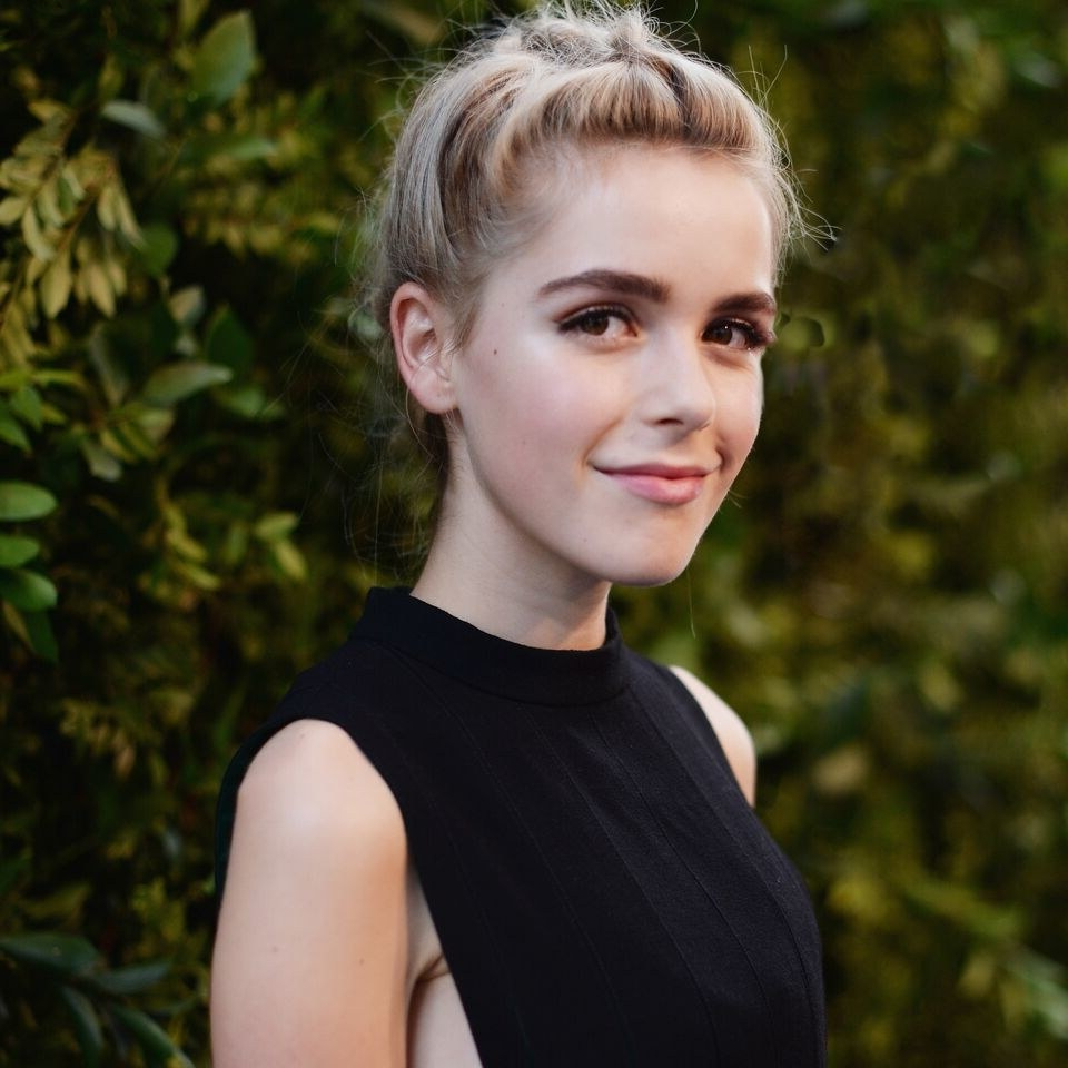 Kiernan Shipka Just Pulled Off A Mohawk, Flawlessly (View 16 of 20)