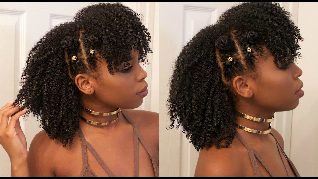Latest Braided Bantu Knots Mohawk Hairstyles Within Pin On Natural Hairstyles (View 3 of 20)