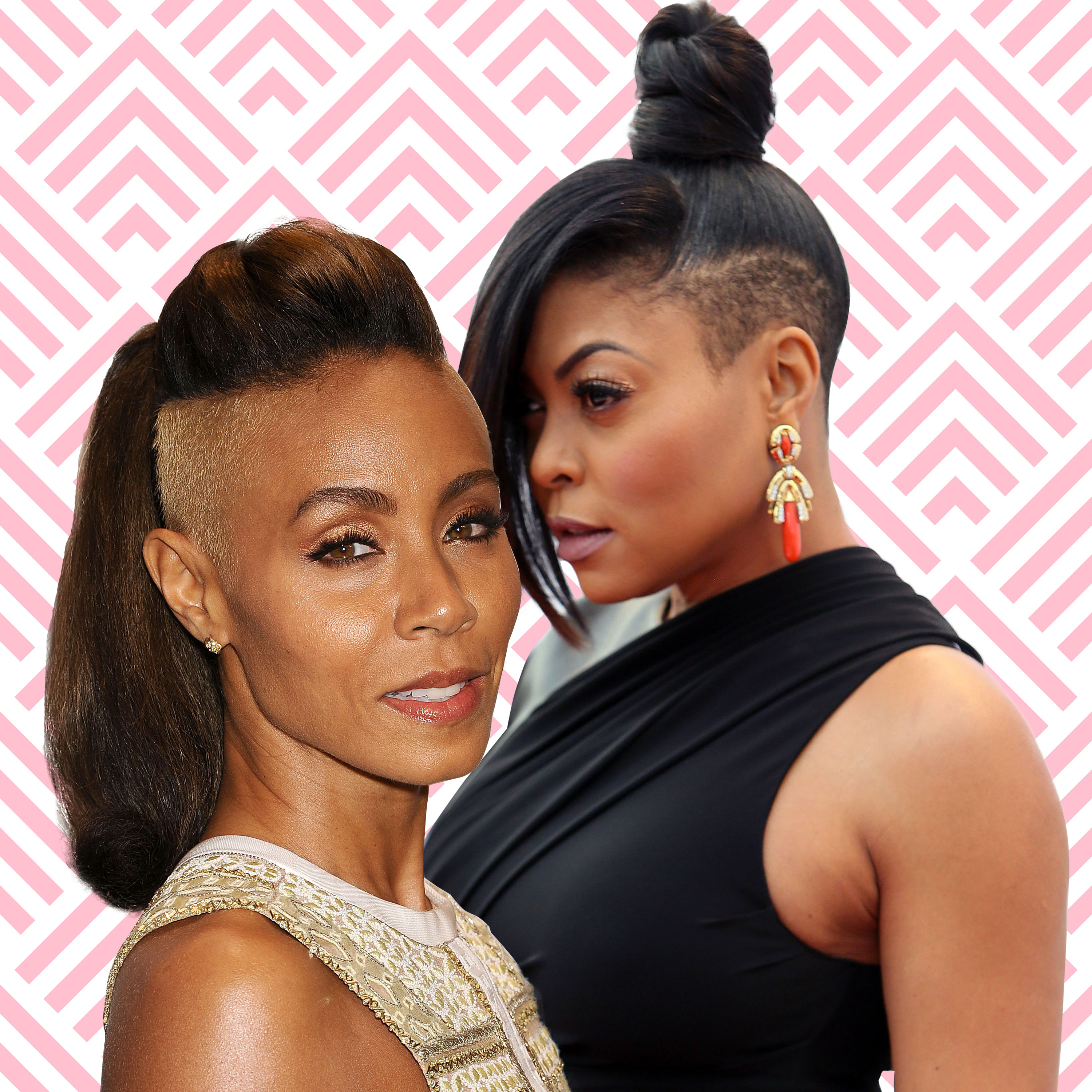 Latest Shaved Sides Mohawk Hairstyles In Celebrity Shaved Hairstyles – Essence (View 9 of 20)
