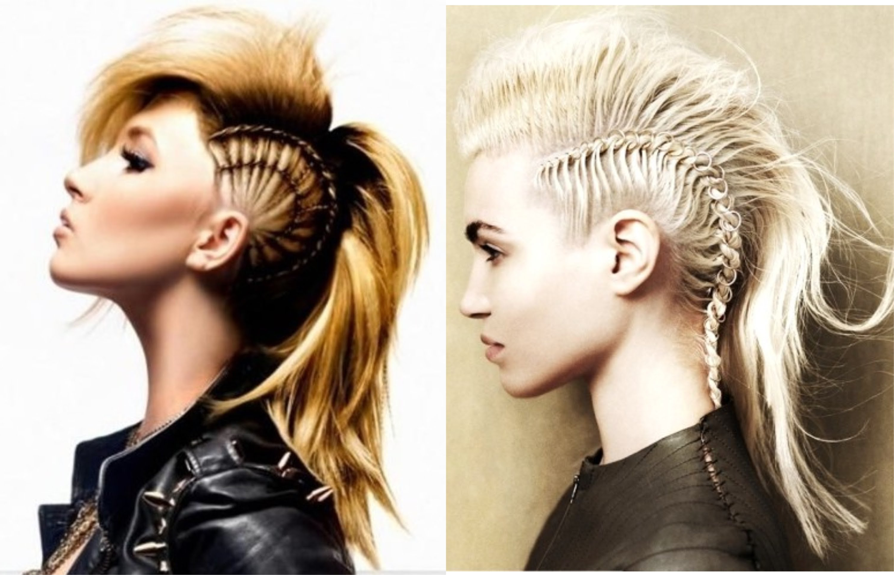 Long Mohawk For Women (View 8 of 20)