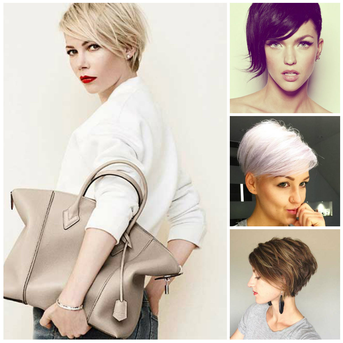 Long Pixie Haircuts | 2019 Haircuts, Hairstyles And Hair Colors With Vintage Pixie Haircuts (View 14 of 20)